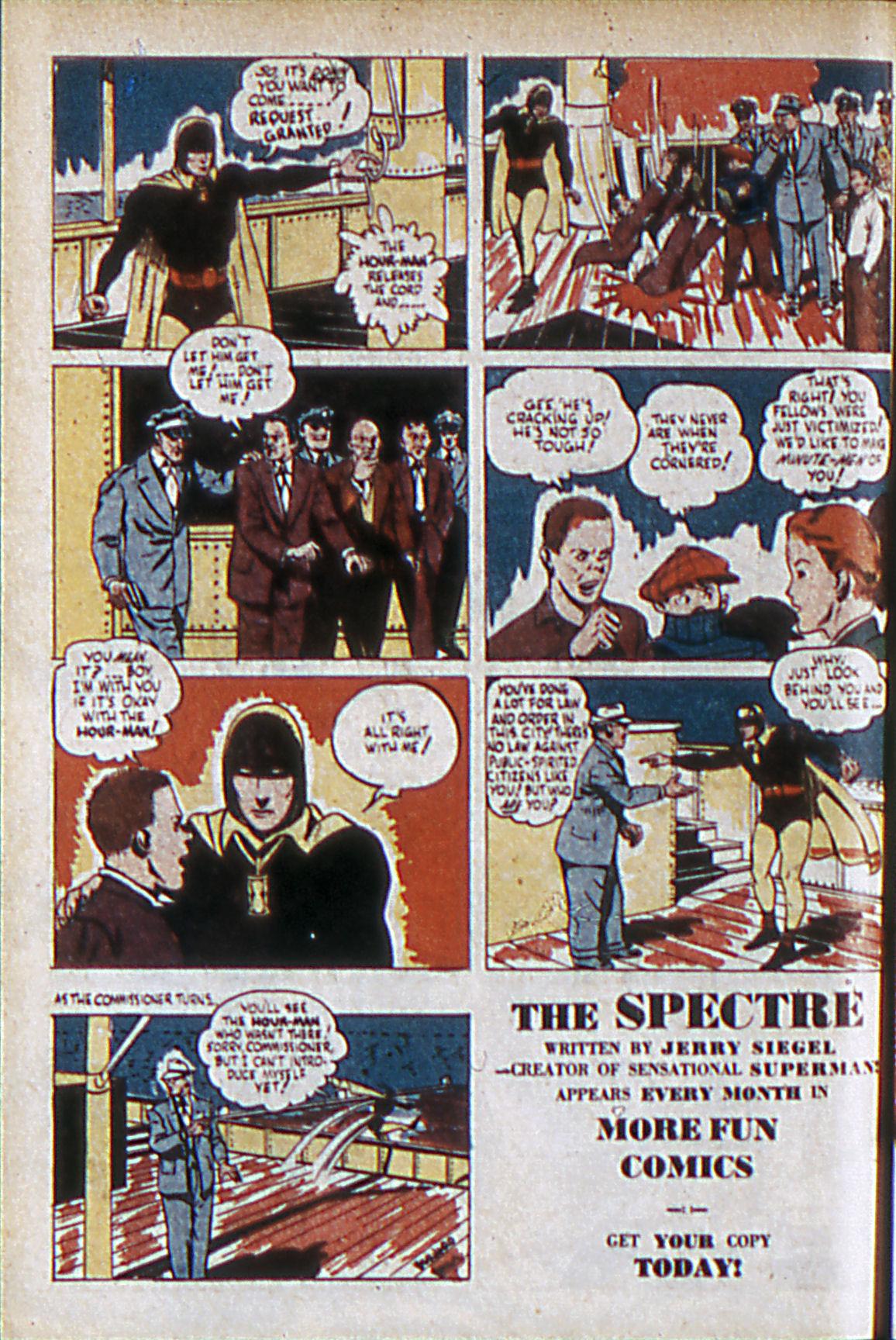 Read online Adventure Comics (1938) comic -  Issue #60 - 11