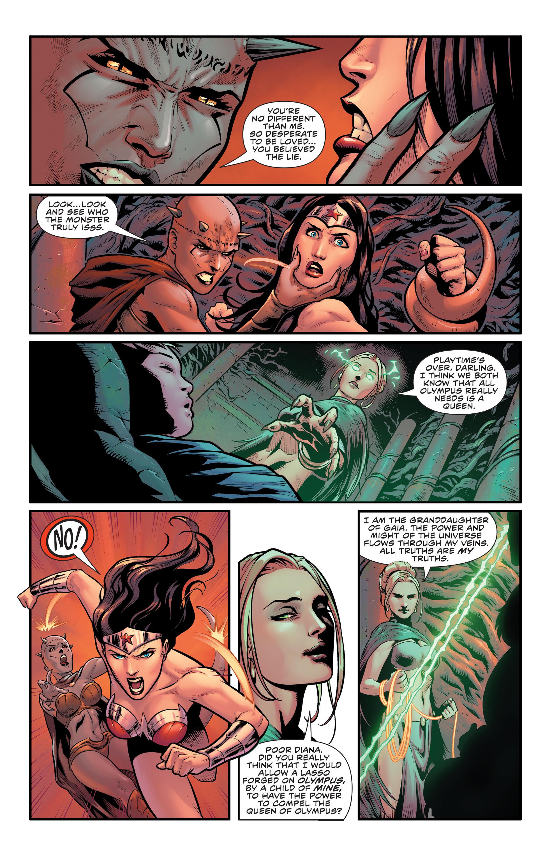 Read online Wonder Woman (2011) comic -  Issue #52 - 16