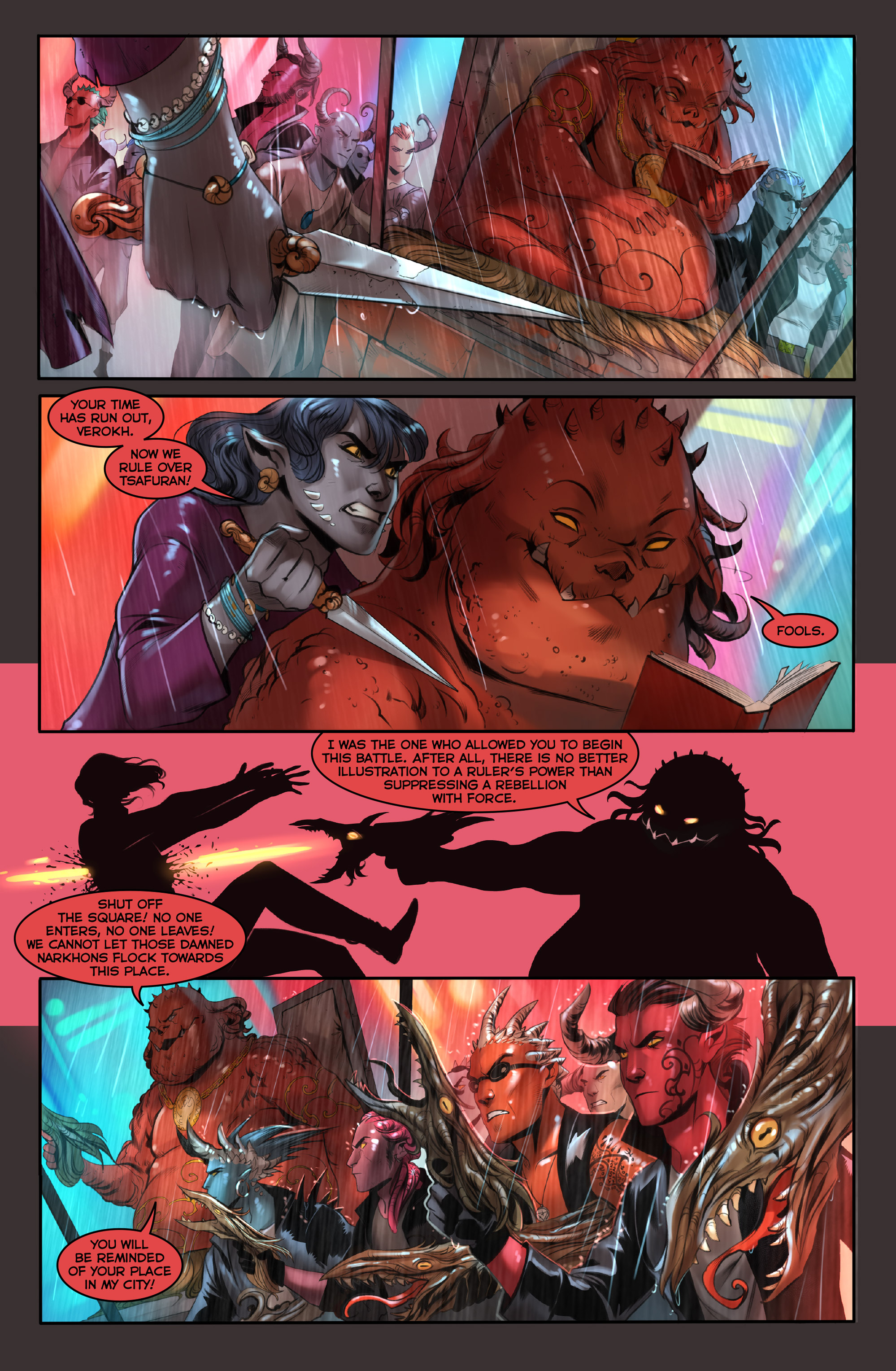 Read online Demonslayer, Vol. 2 comic -  Issue #4 - 21