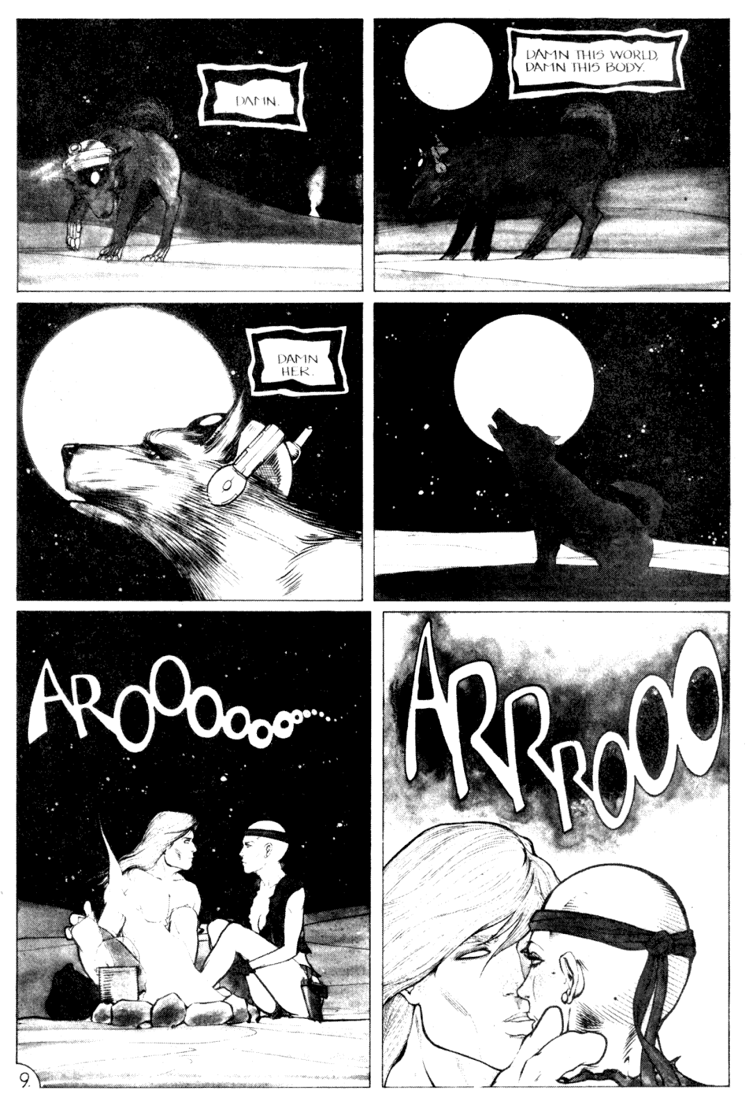 Shattered Earth issue 1 - Page 11
