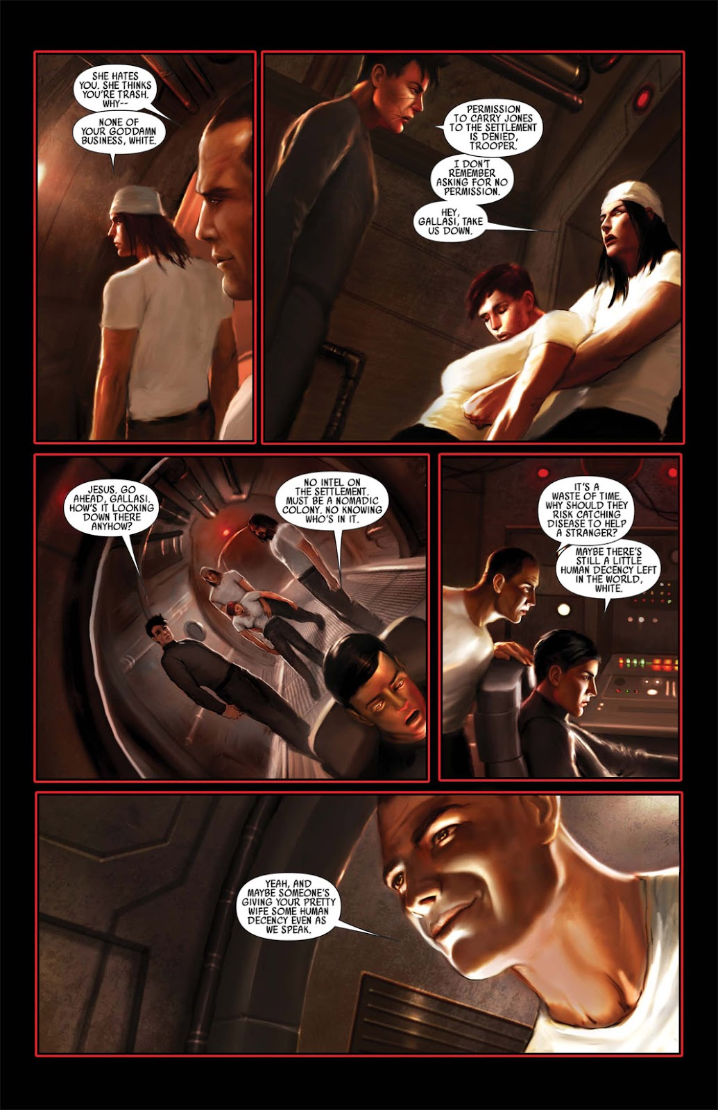 Read online After Dark comic -  Issue #1 - 39