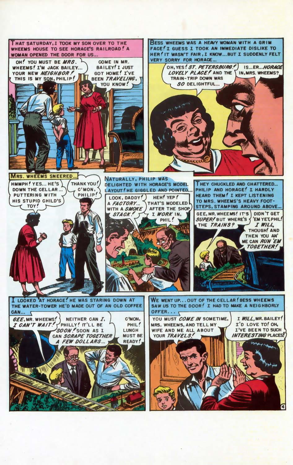 Read online Shock SuspenStories comic -  Issue #5 - 5
