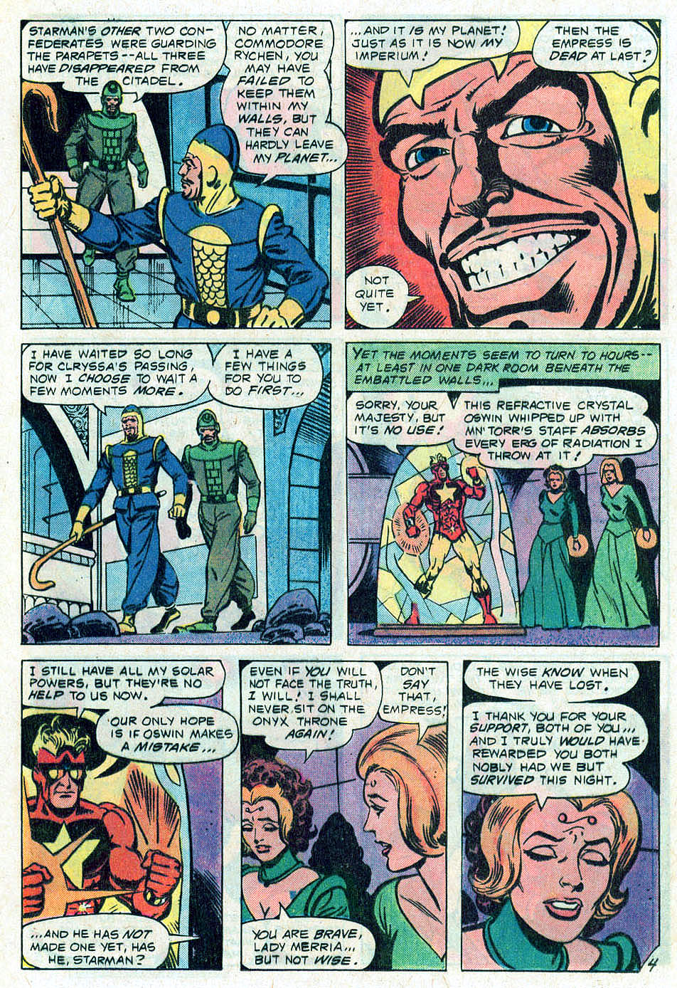 Read online Adventure Comics (1938) comic -  Issue #476 - 13