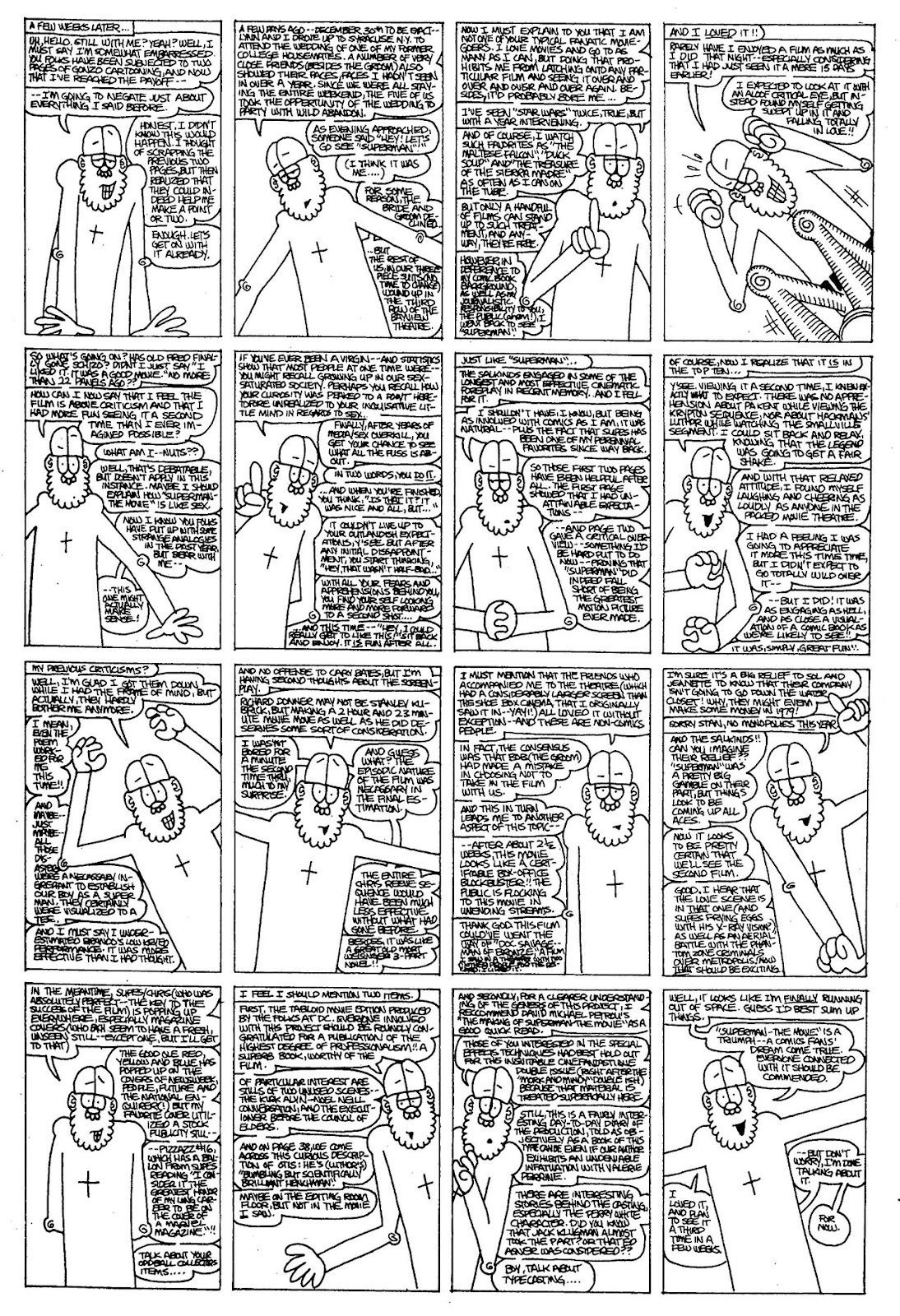 Read online The Nearly Complete Essential Hembeck Archives Omnibus comic -  Issue # TPB (Part 1) - 94