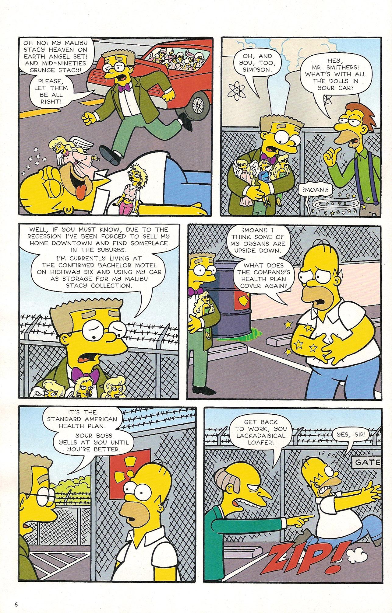 Read online Simpsons Comics comic -  Issue #174 - 8