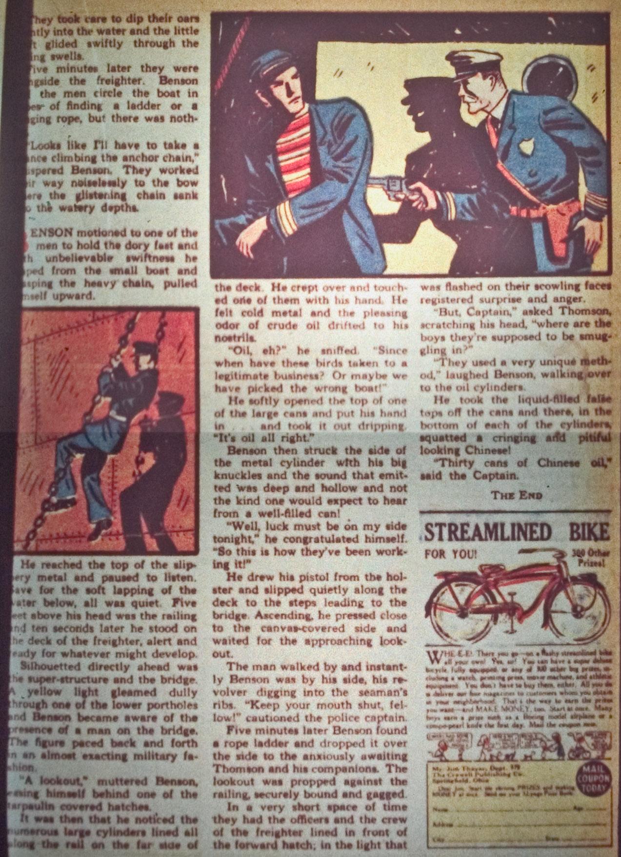 Detective Comics (1937) 28 Page 34