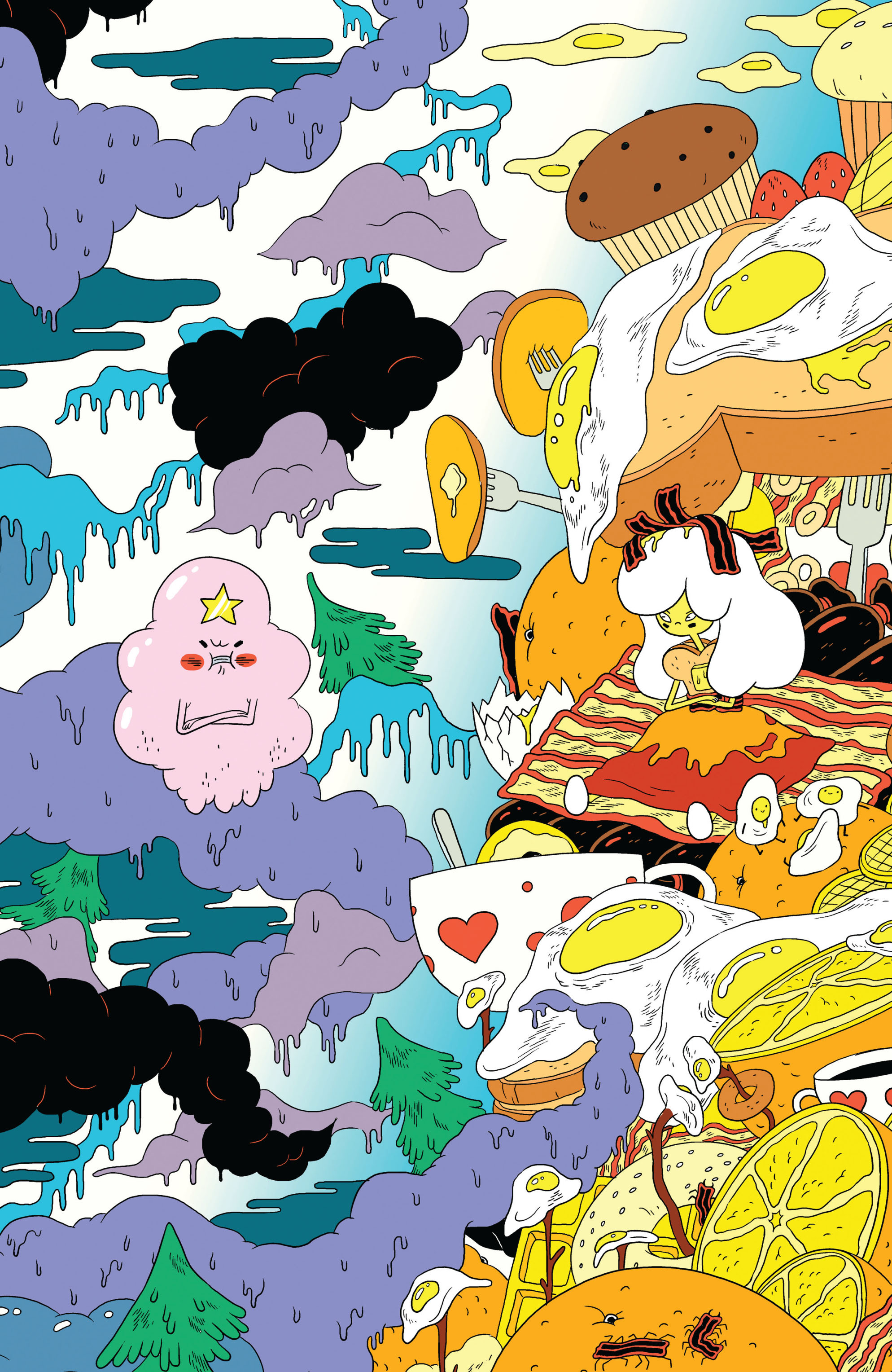 Read online Adventure Time comic -  Issue #3 - 3