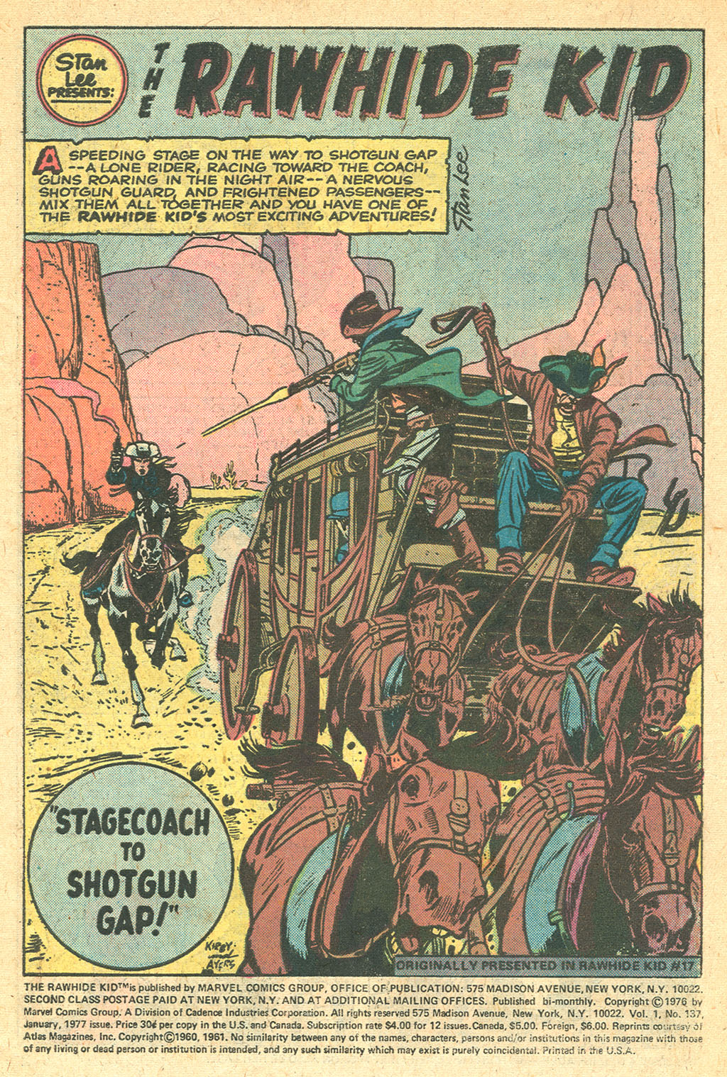 The Rawhide Kid (1955) issue 137 - Page 3