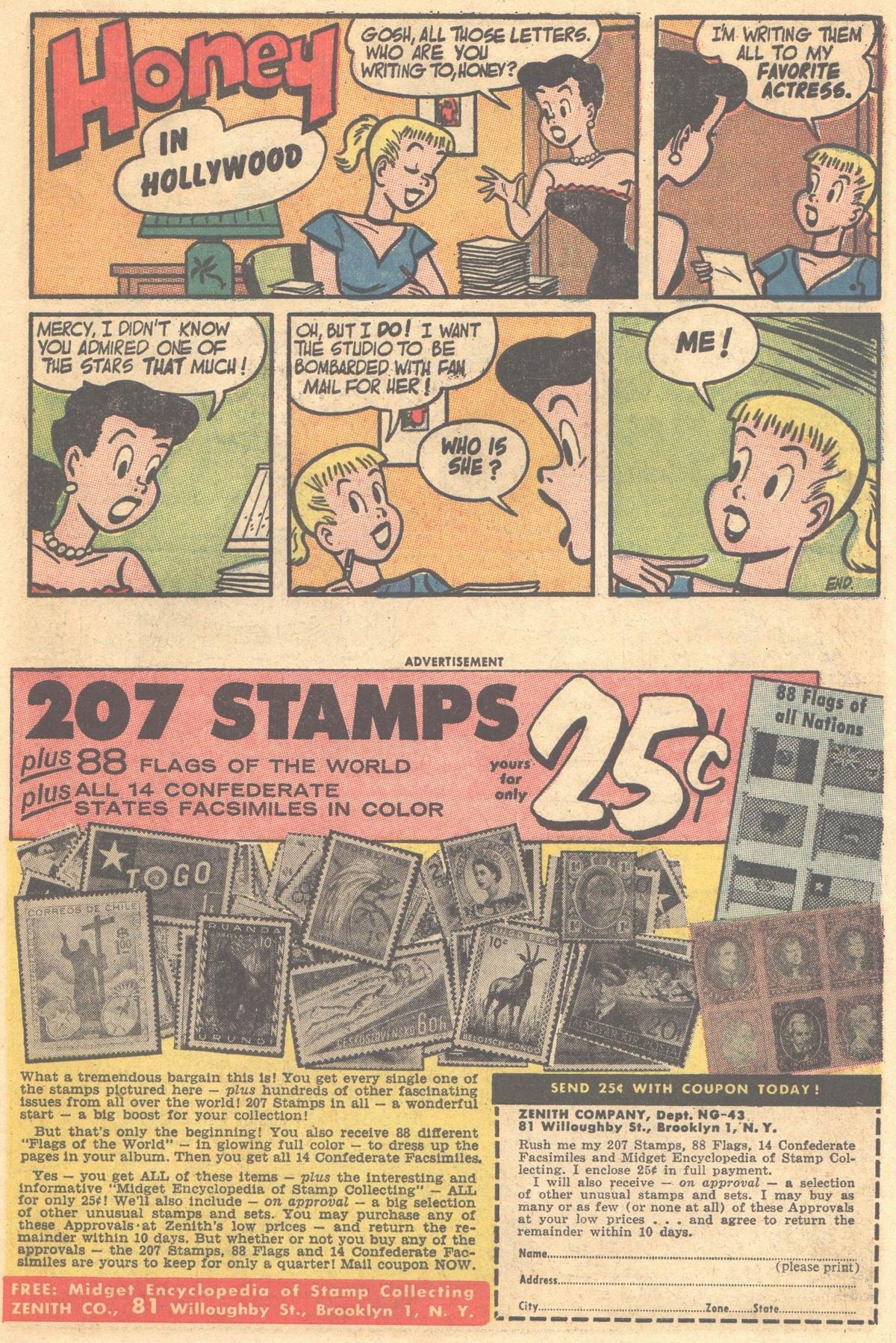 Read online Adventure Comics (1938) comic -  Issue #303 - 20
