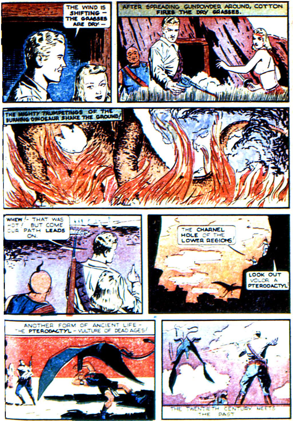 Read online Adventure Comics (1938) comic -  Issue #42 - 63