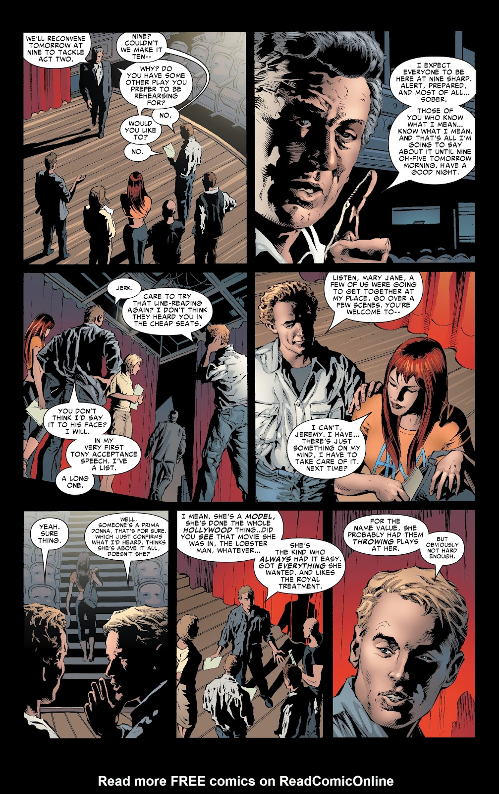 The Amazing Spider-Man by JMS Ultimate Collection issue TPB 3 (Part 2) - Page 94