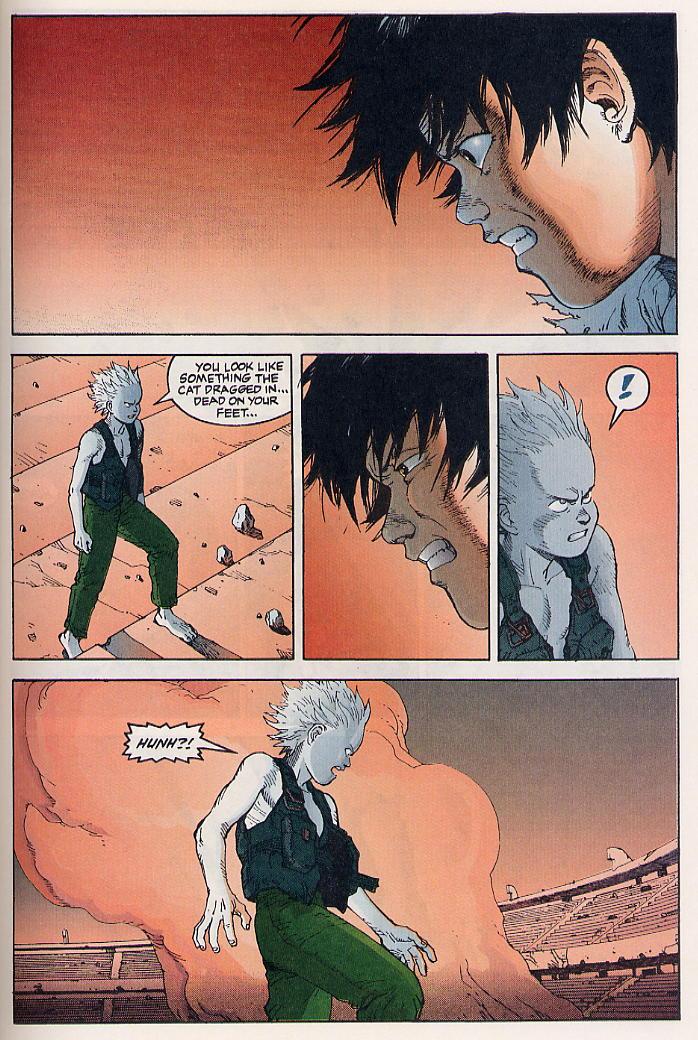 Read online Akira comic -  Issue #32 - 48