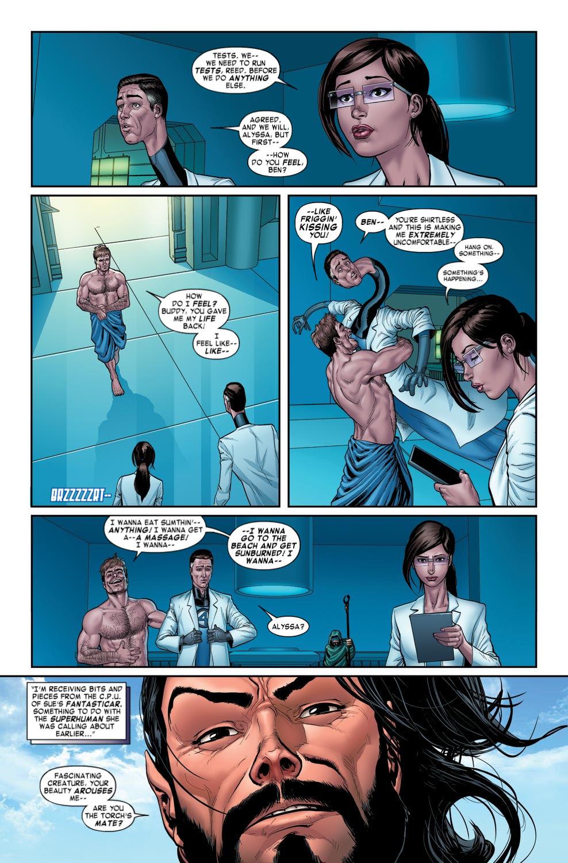 Read online Fantastic Four: Season One comic -  Issue # TPB - 86