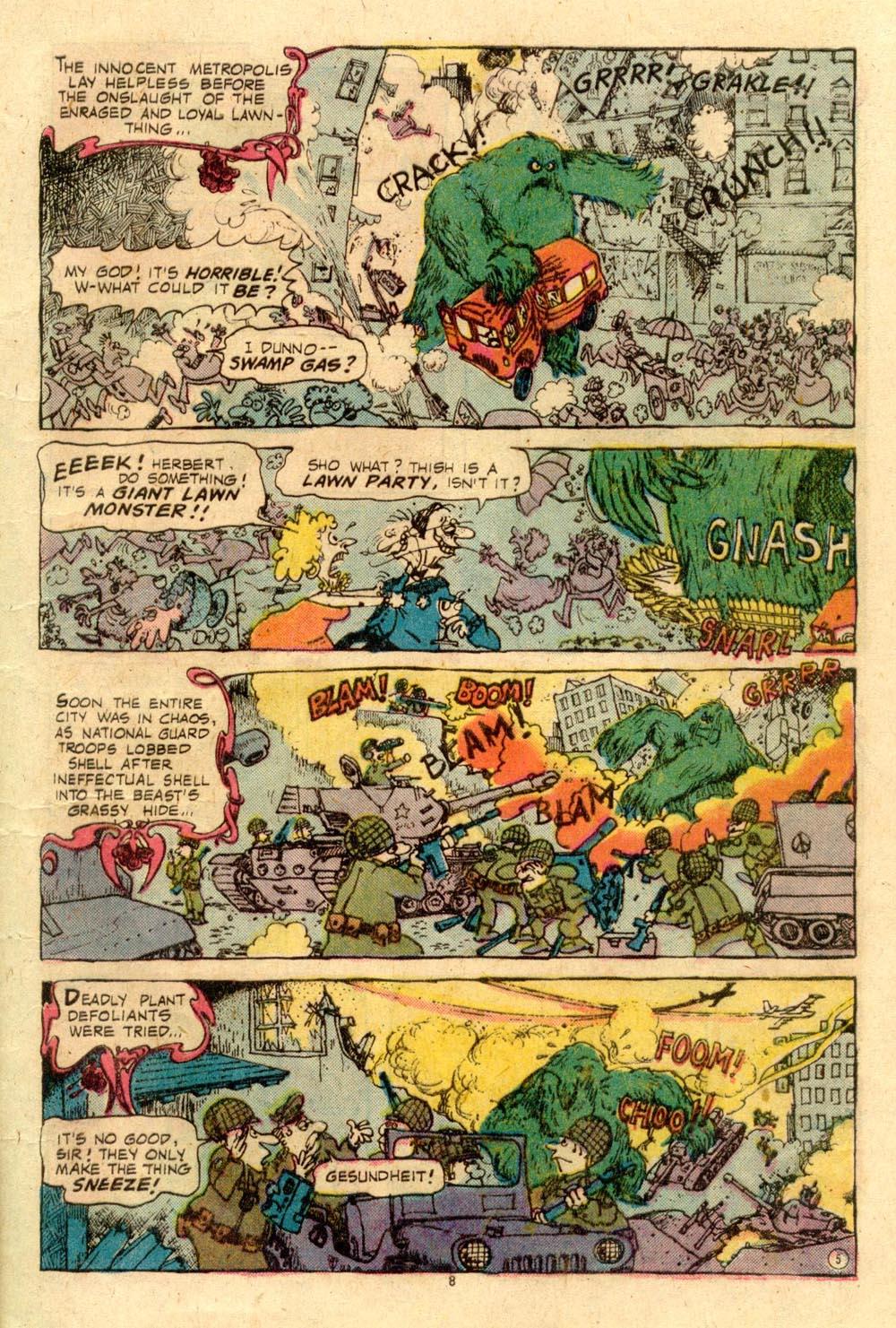 Read online Plop! comic -  Issue #7 - 9