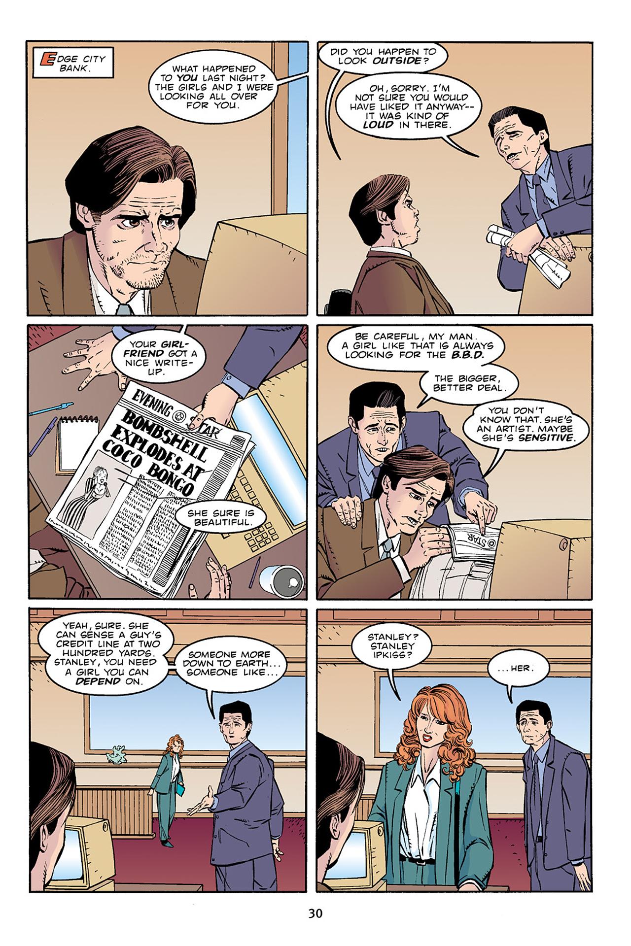 Read online Adventures Of The Mask Omnibus comic -  Issue #Adventures Of The Mask Omnibus Full - 30