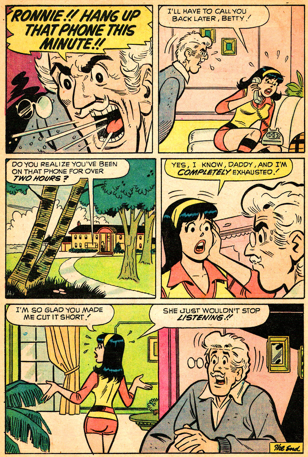 Read online Archie's Girls Betty and Veronica comic -  Issue #218 - 24