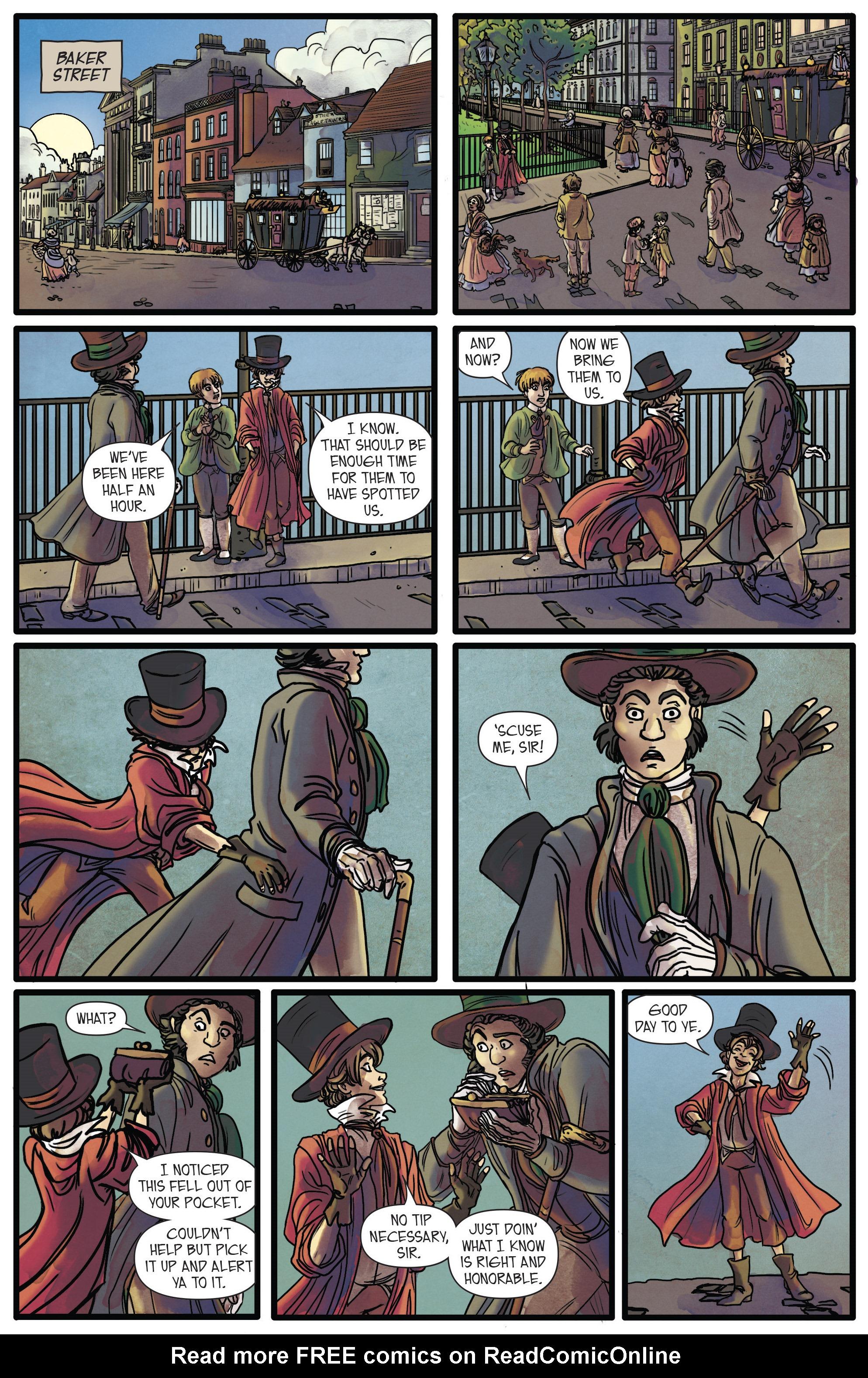 Read online Artful comic -  Issue #3 - 15