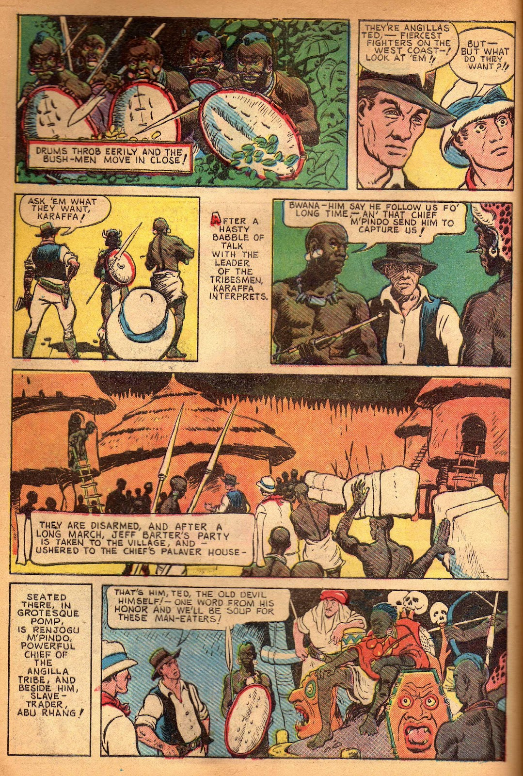 Bang-Up Comics issue 1 - Page 23