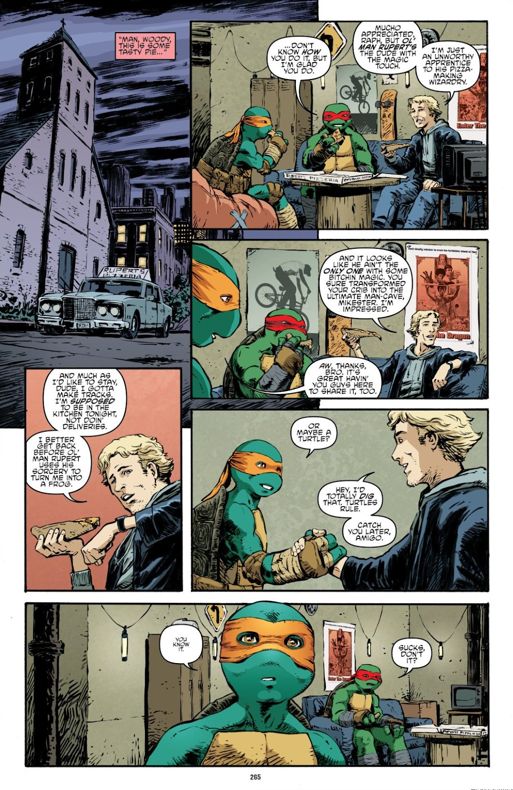 Read online Teenage Mutant Ninja Turtles: The IDW Collection comic -  Issue # TPB 7 (Part 3) - 56
