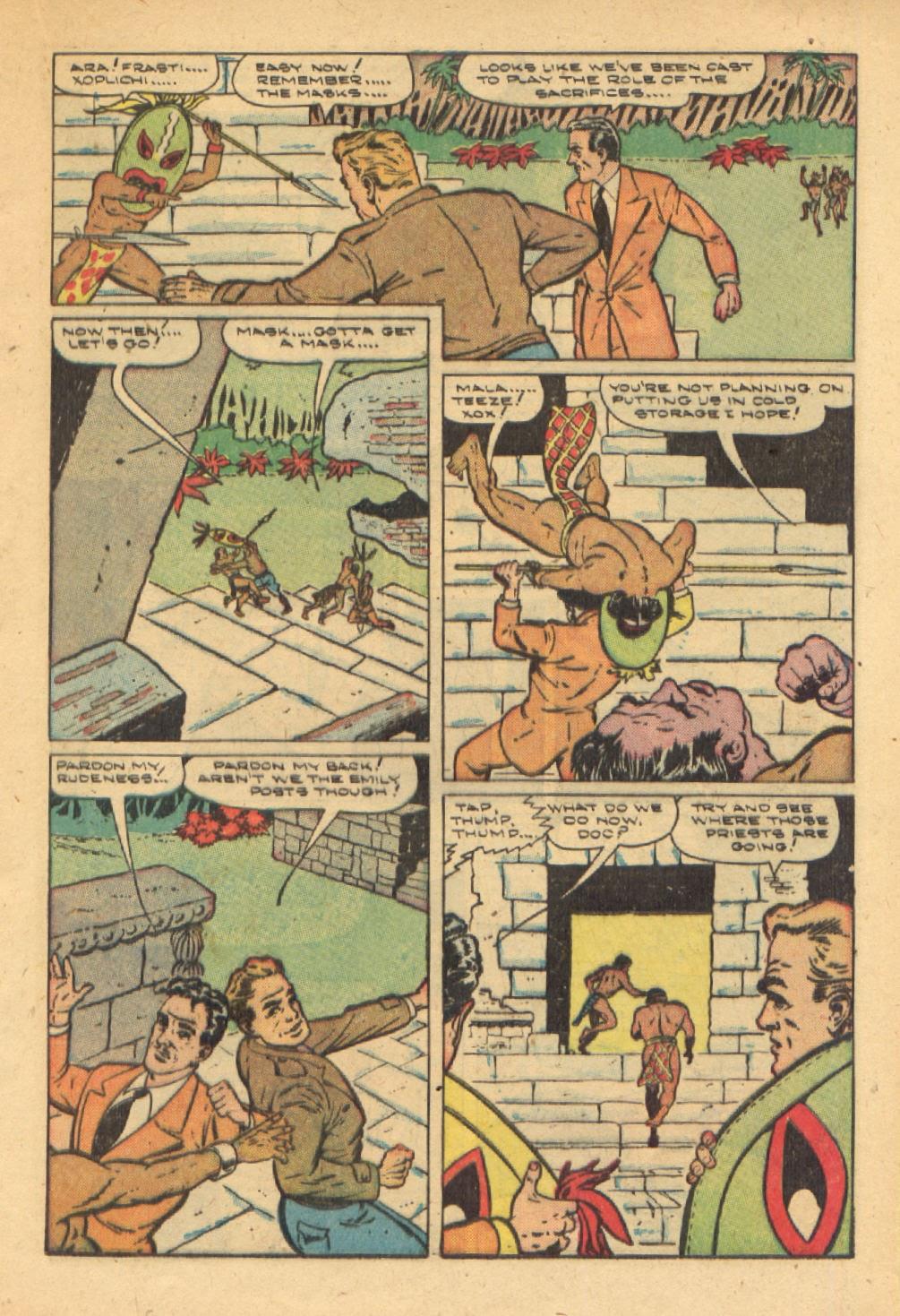 Shadow Comics #101 #94 - English 24