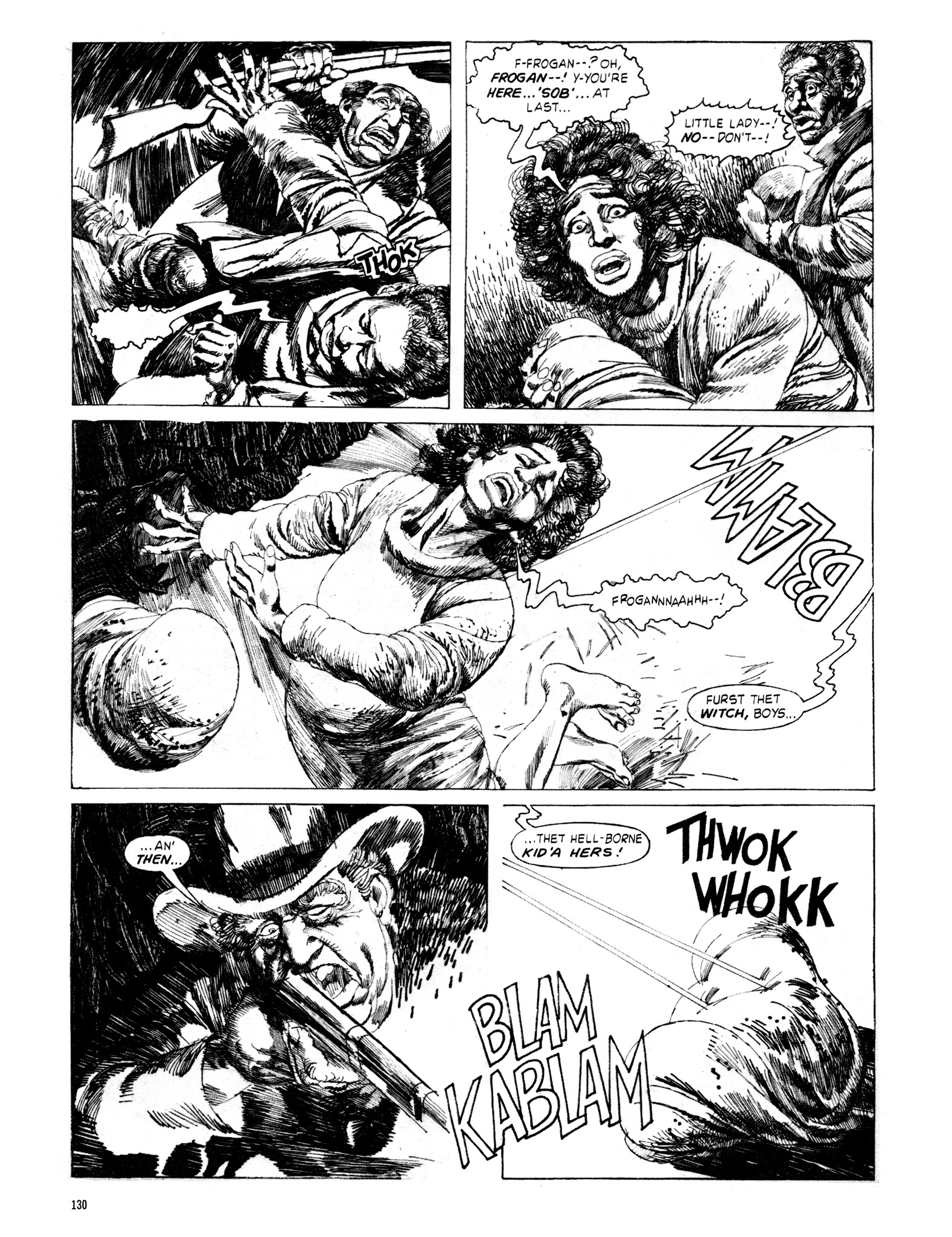 Read online Eerie Archives comic -  Issue # TPB 18 - 131
