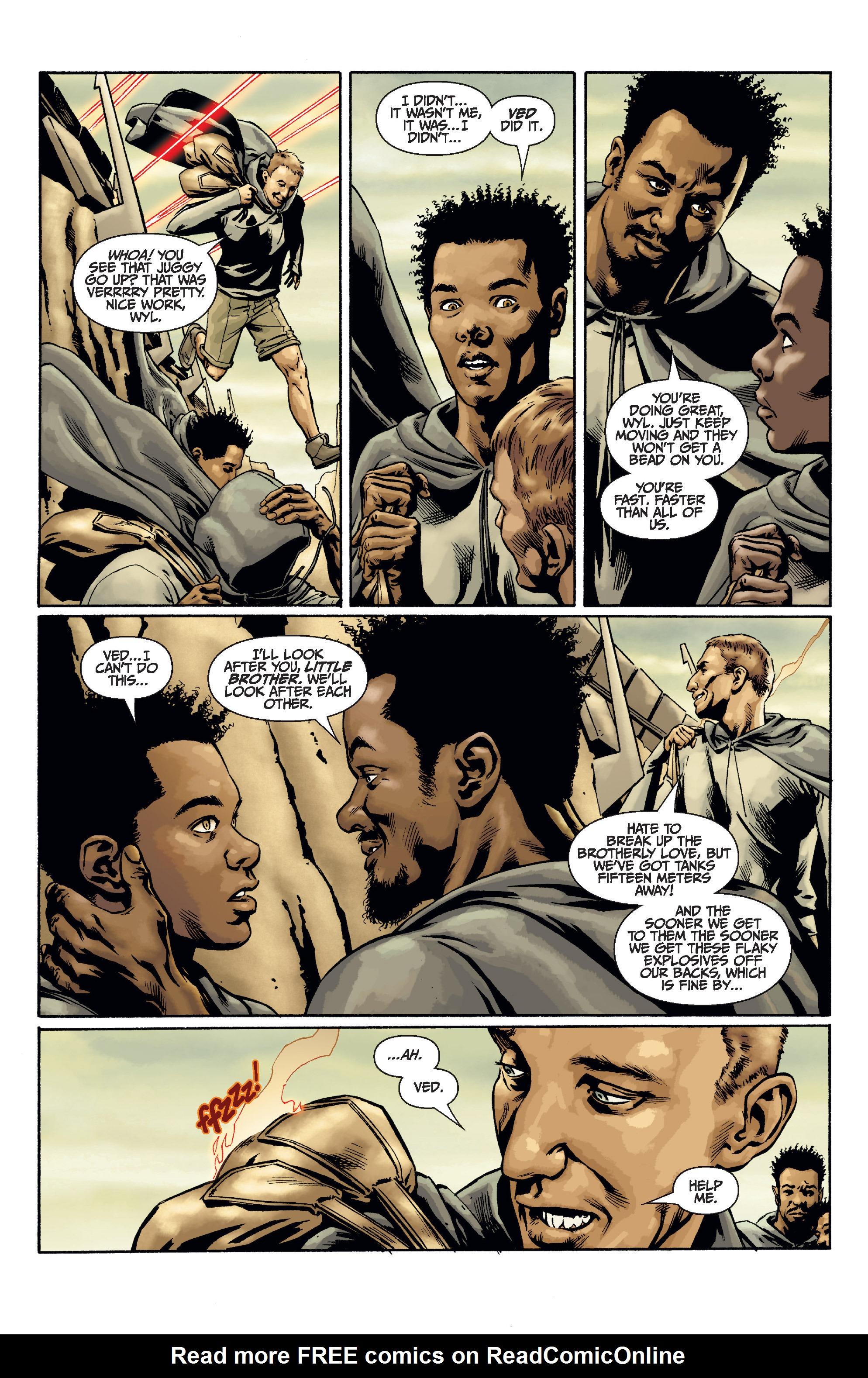 Read online Star Wars Omnibus comic -  Issue # Vol. 20 - 192