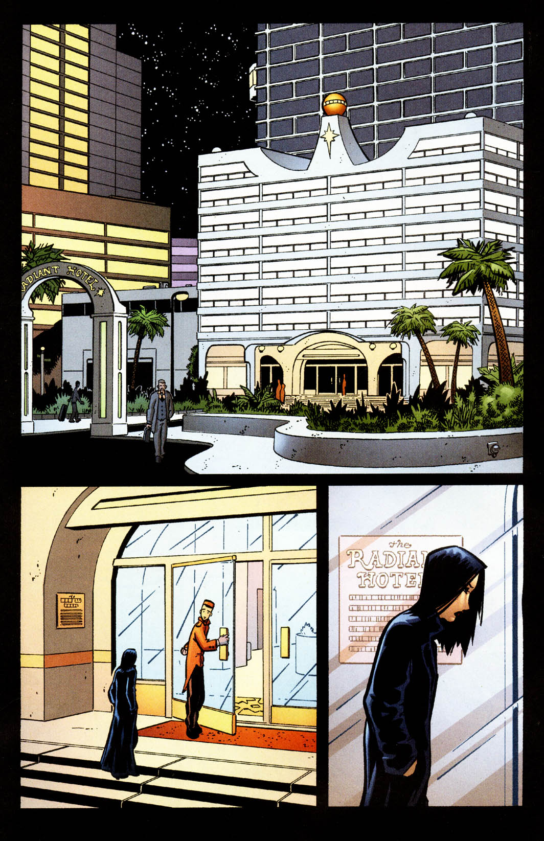 Read online Mek comic -  Issue #2 - 4