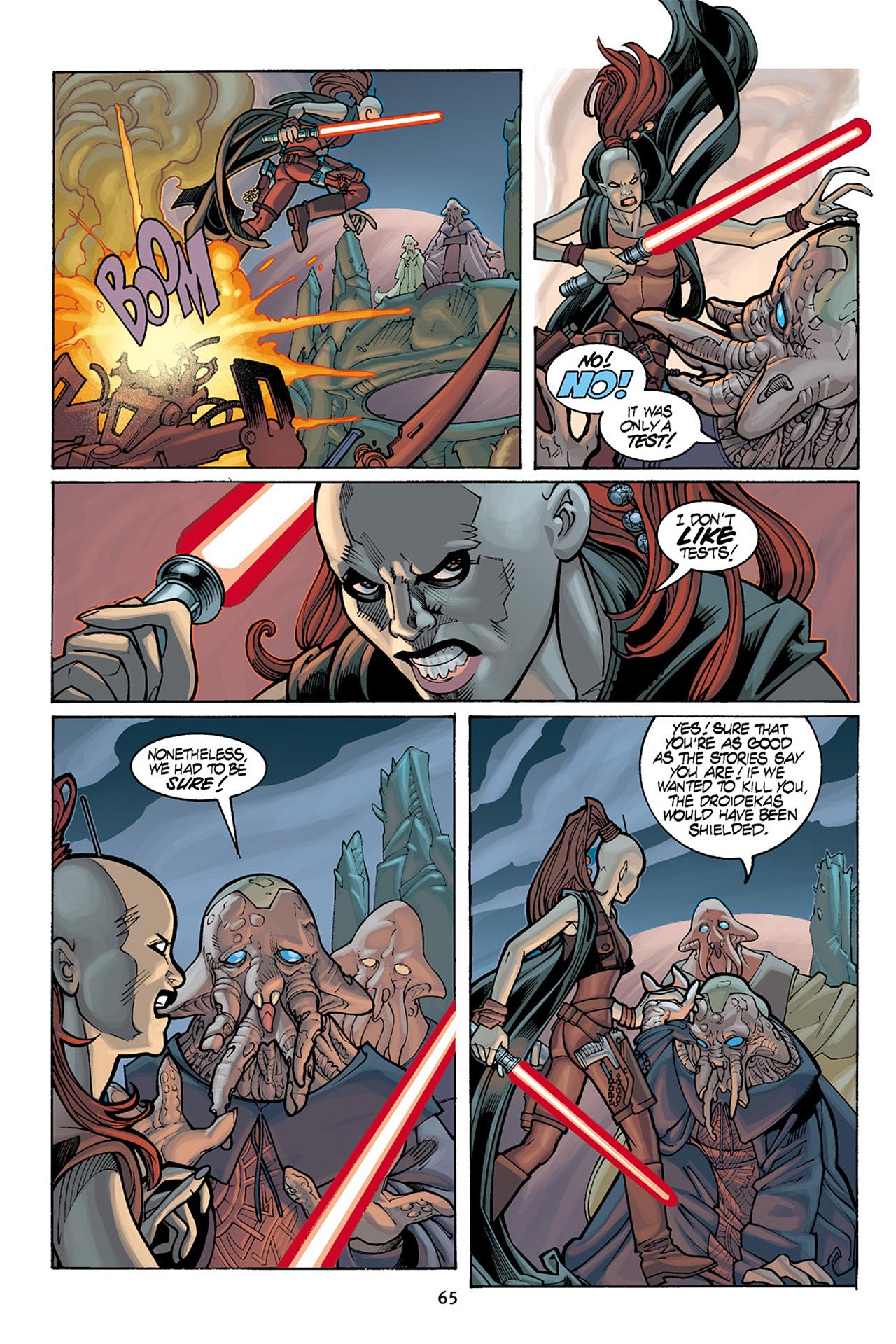 Read online Star Wars Omnibus comic -  Issue # Vol. 10 - 64