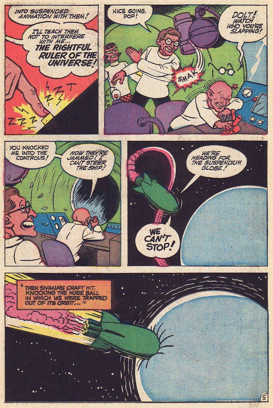 Read online Shazam! (1973) comic -  Issue #1 - 12