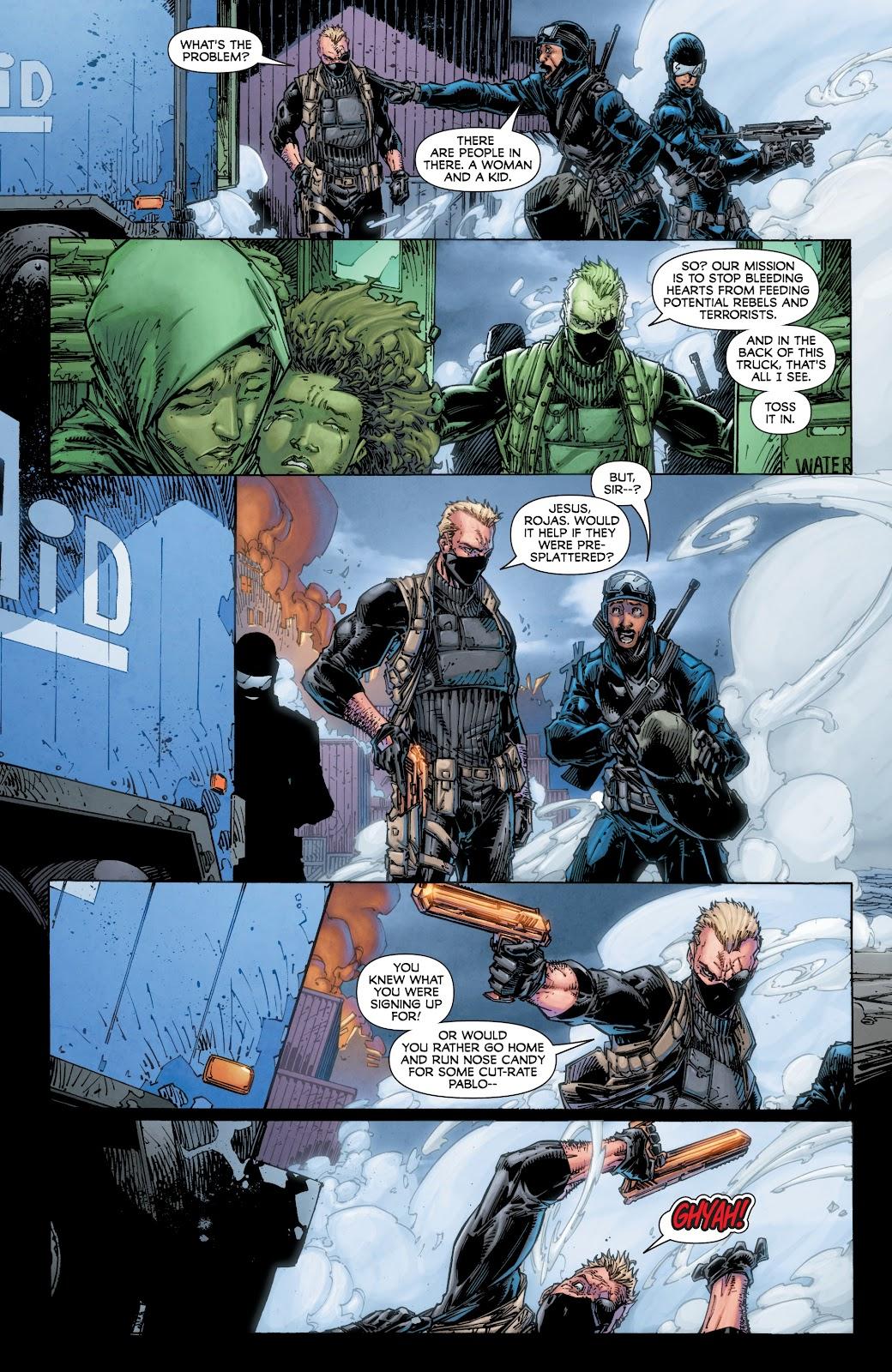 Read online Bloodshot (2019) comic -  Issue #1 - 5