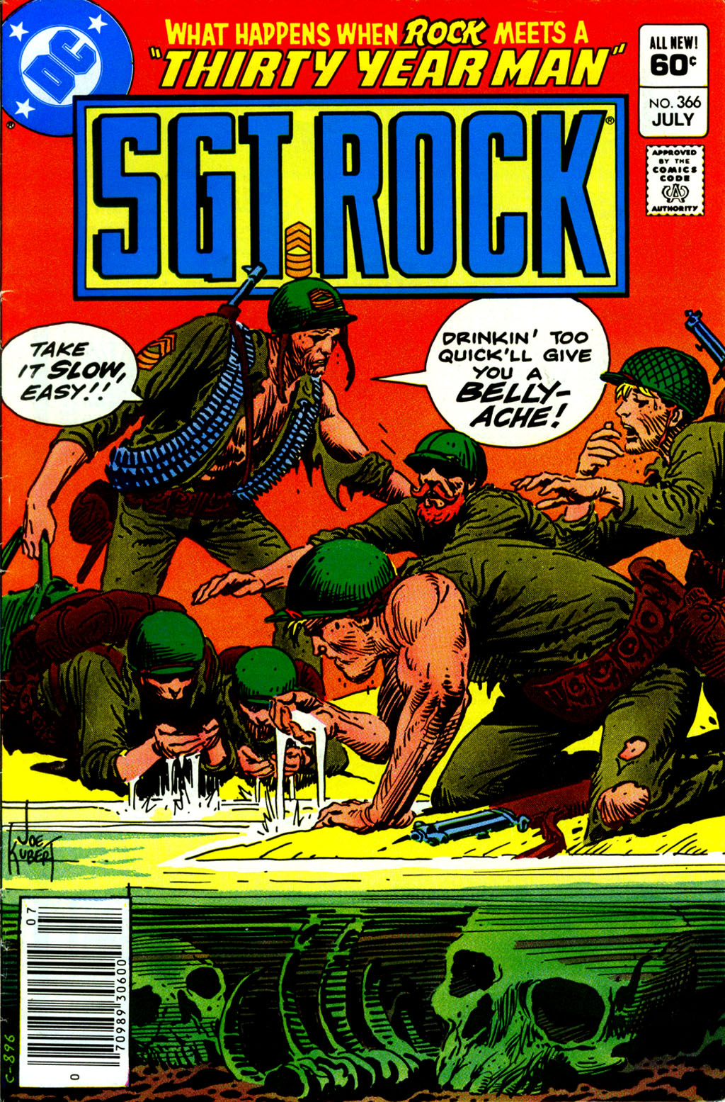 Sgt. Rock issue 366 - Page 1