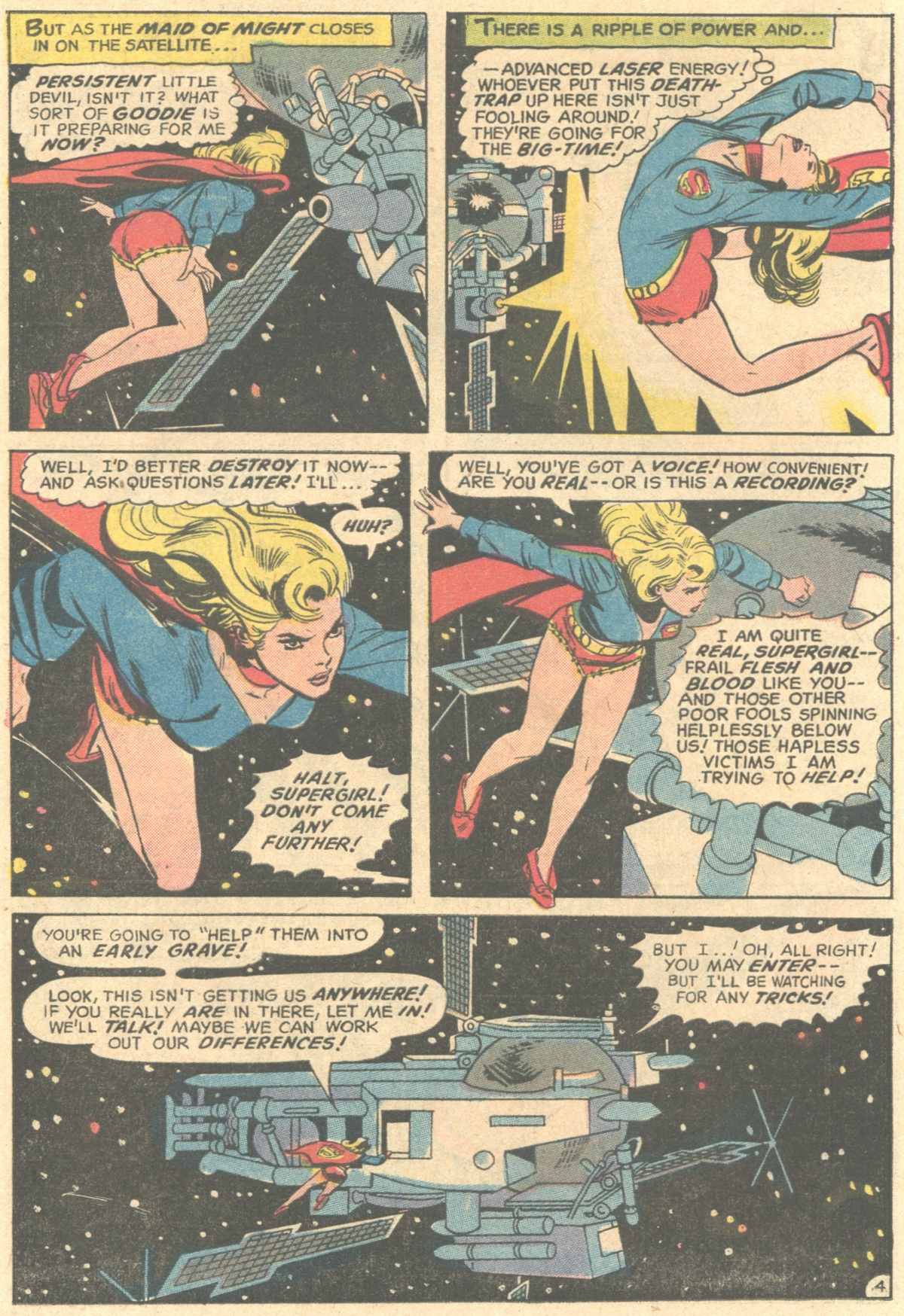 Read online Adventure Comics (1938) comic -  Issue #415 - 38