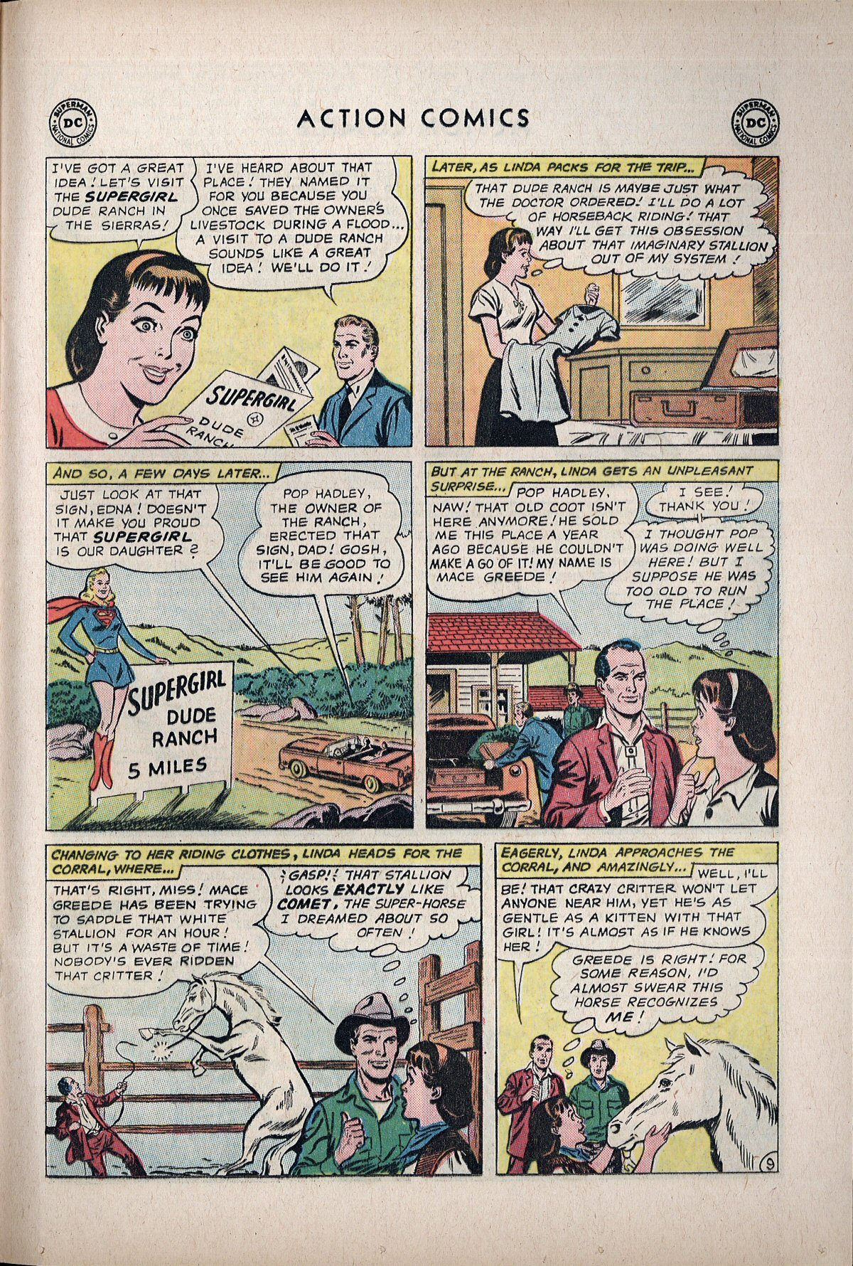 Read online Action Comics (1938) comic -  Issue #292 - 29