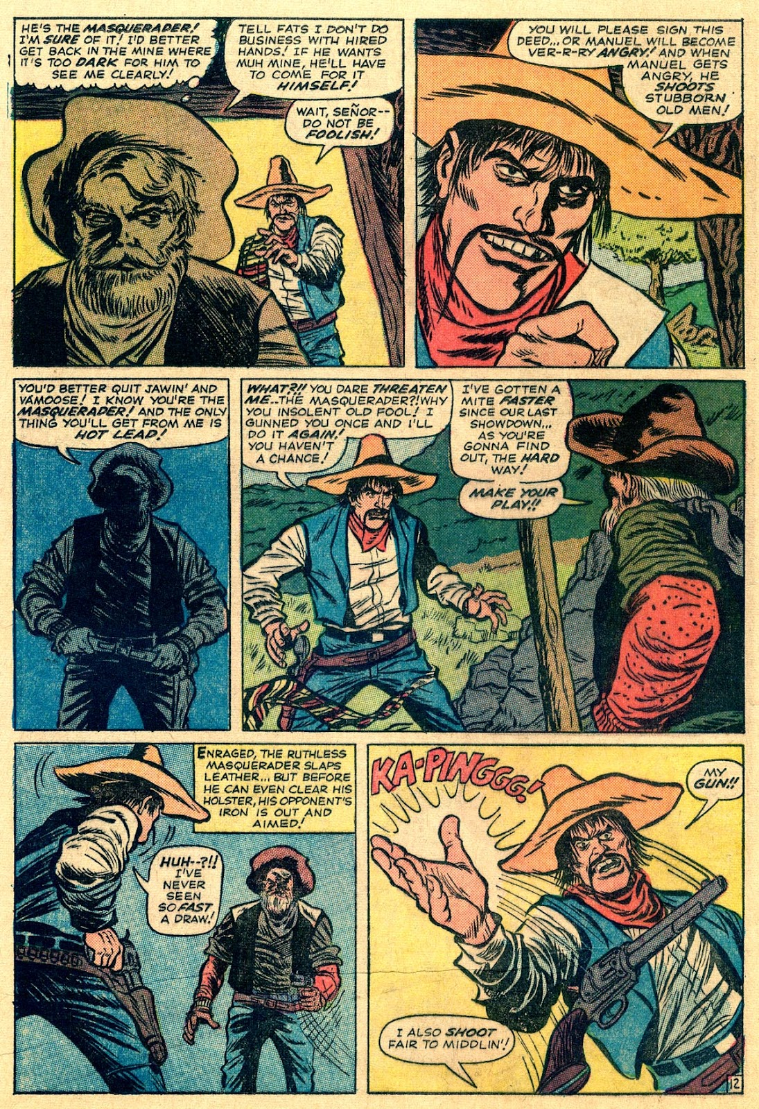 The Rawhide Kid (1955) issue 49 - Page 16