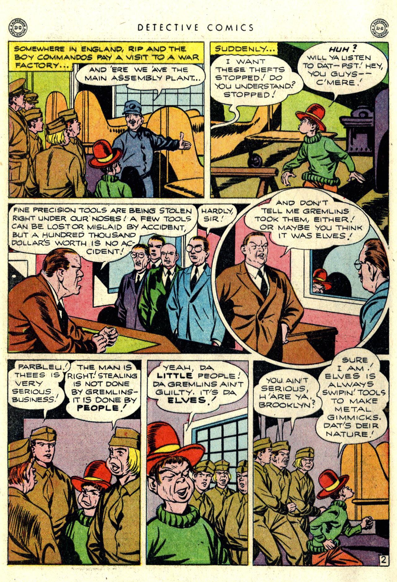 Read online Detective Comics (1937) comic -  Issue #100 - 39