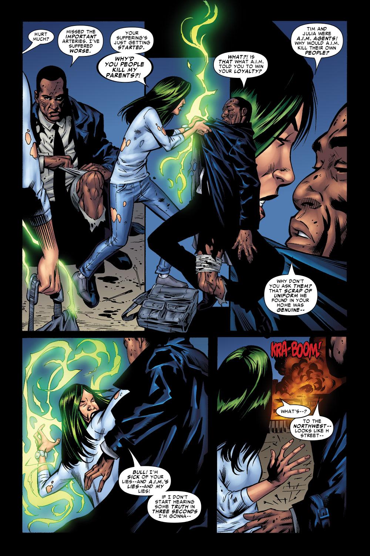 Read online Amazing Fantasy (2004) comic -  Issue #11 - 22