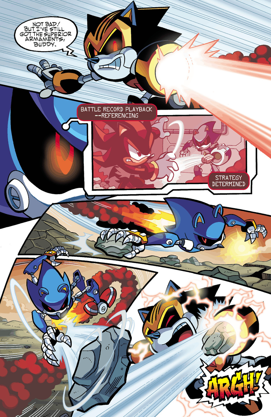 Read online Sonic Universe comic -  Issue #50 - 15