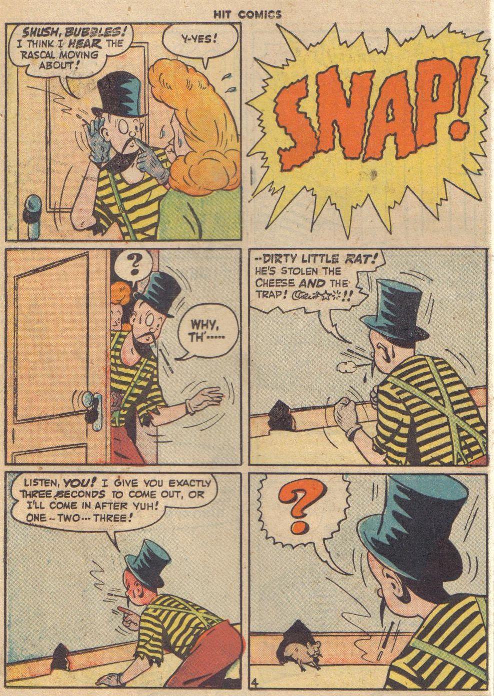 Read online Hit Comics comic -  Issue #45 - 55