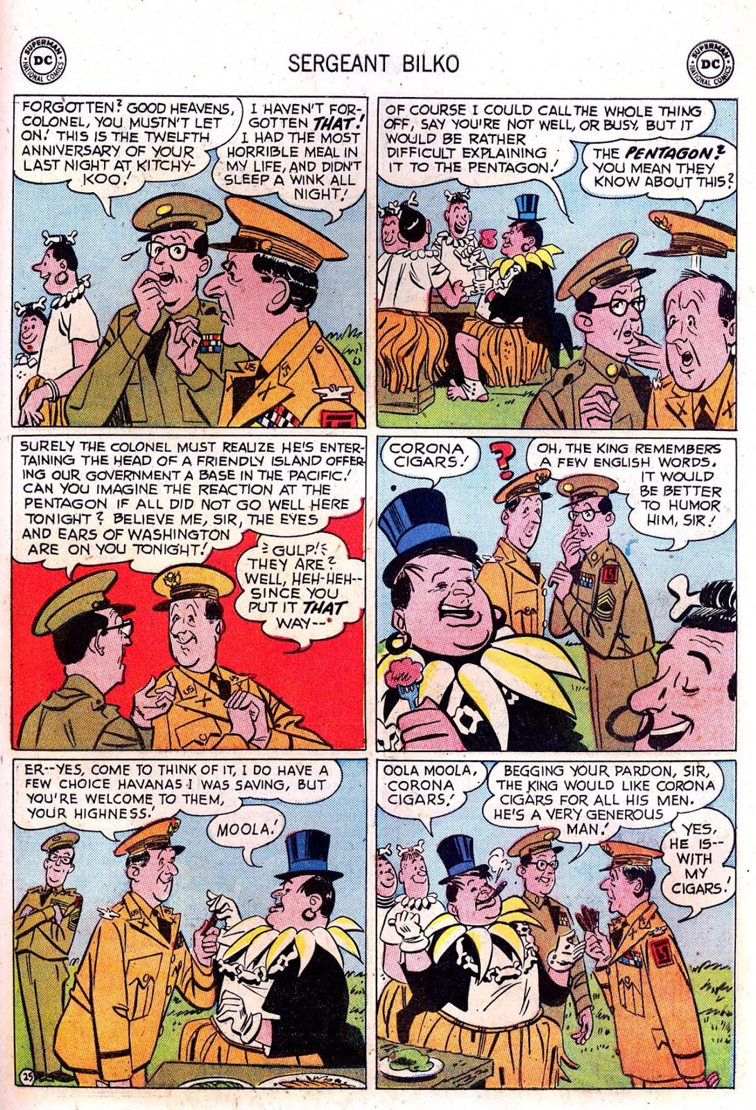 Sergeant Bilko issue 7 - Page 27