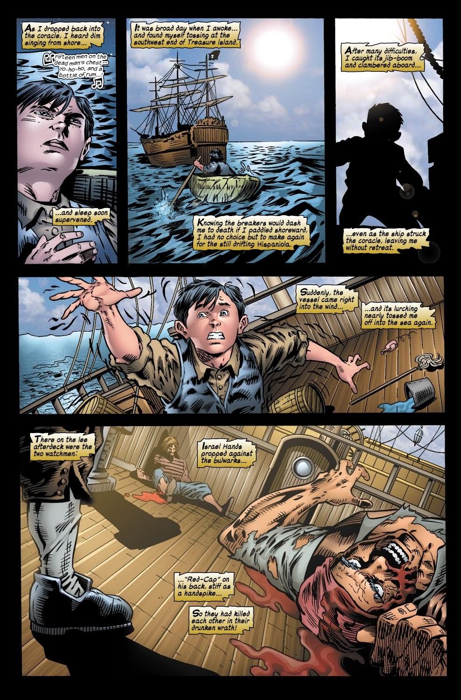 Read online Treasure Island comic -  Issue #4 - 15