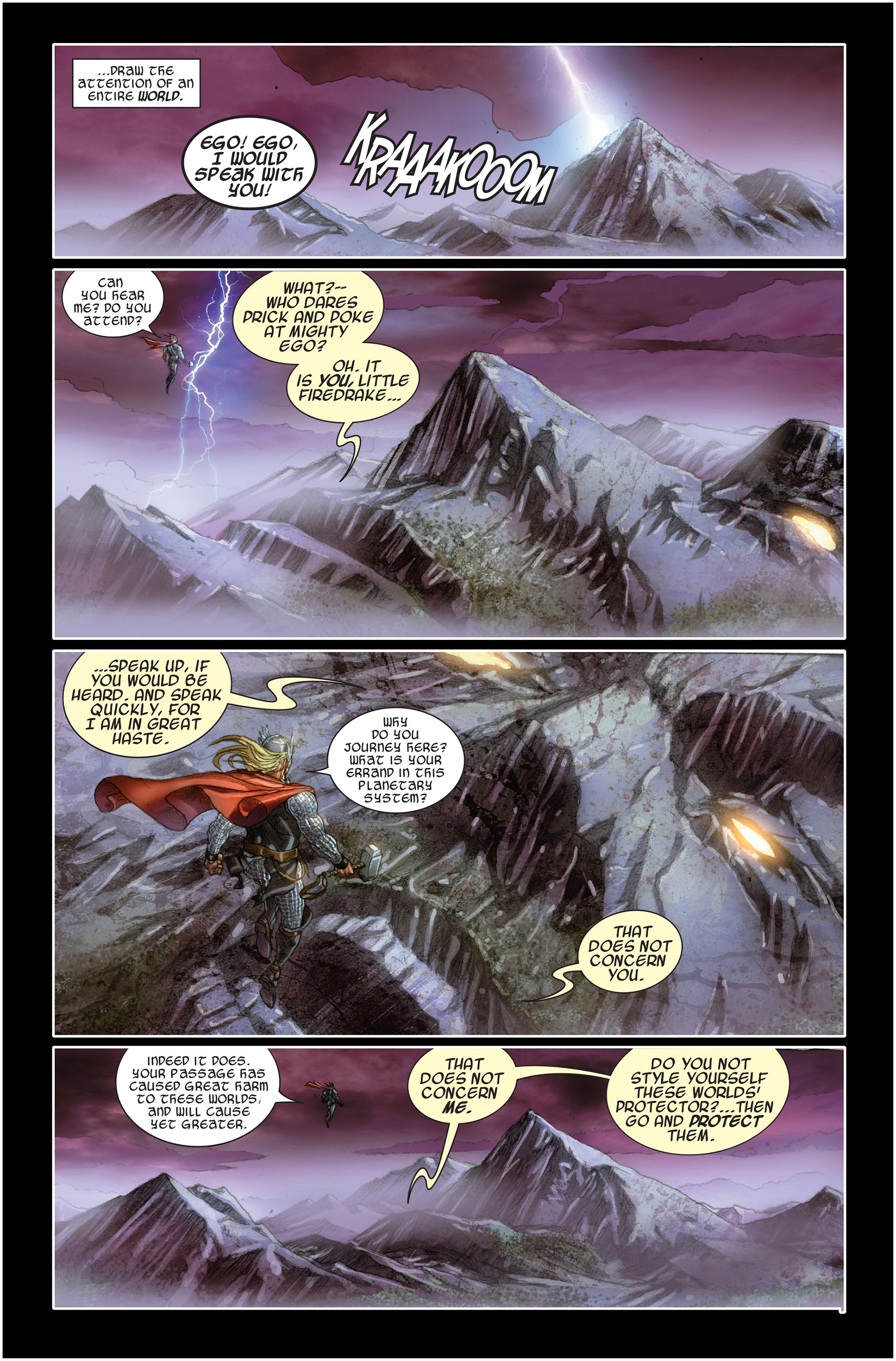 Read online Astonishing Thor comic -  Issue #1 - 17