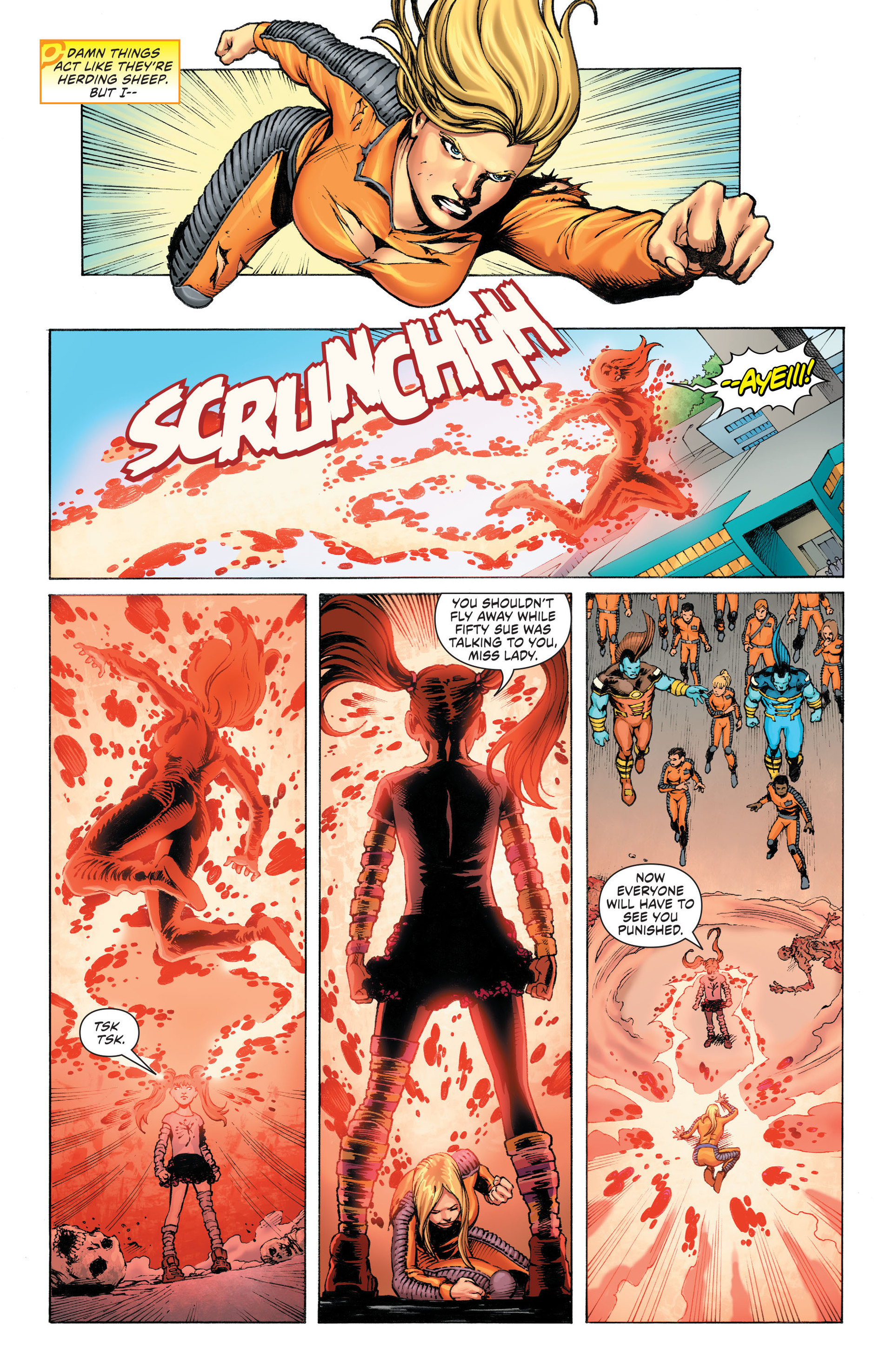 Read online Worlds' Finest: Futures End comic -  Issue # Full - 17