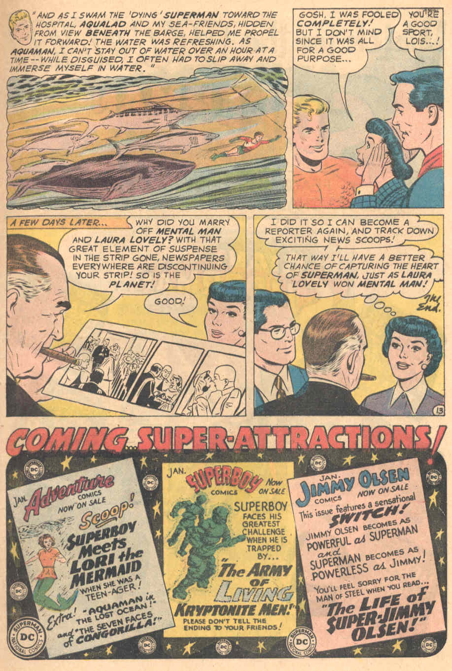 Read online Action Comics (1938) comic -  Issue #272 - 14