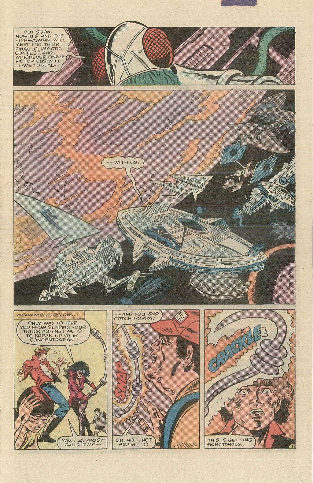 Read online U.S. 1 comic -  Issue #9 - 15