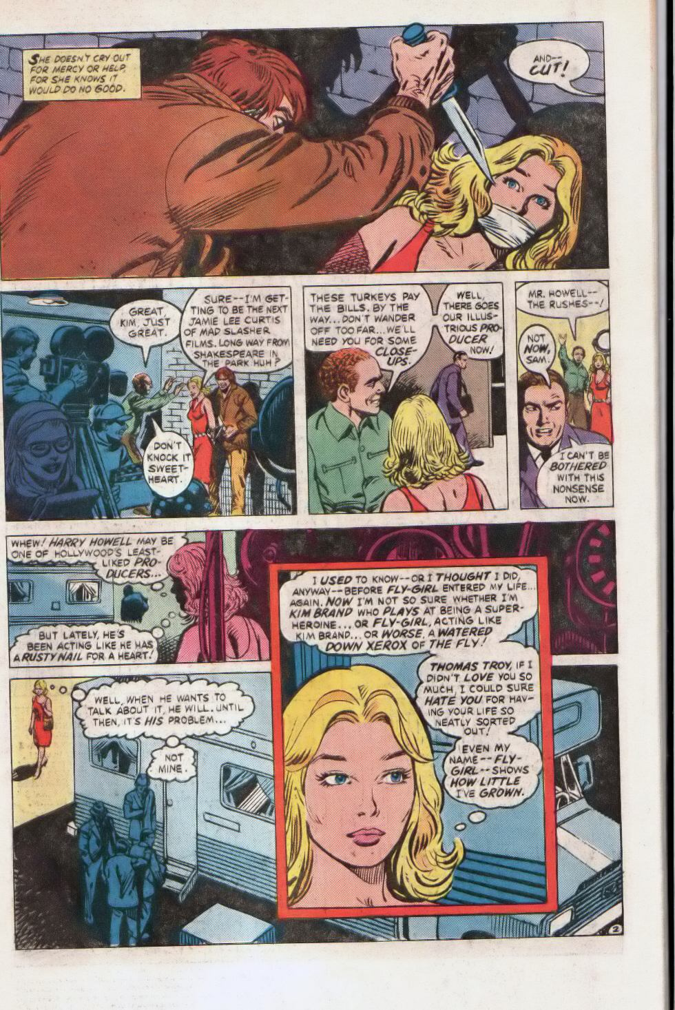 Read online The Fly (1983) comic -  Issue #2 - 7