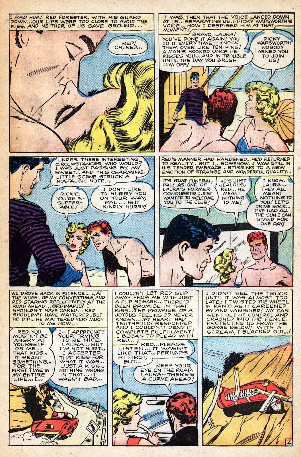 Love Romances (1949) issue 83 - Page 31