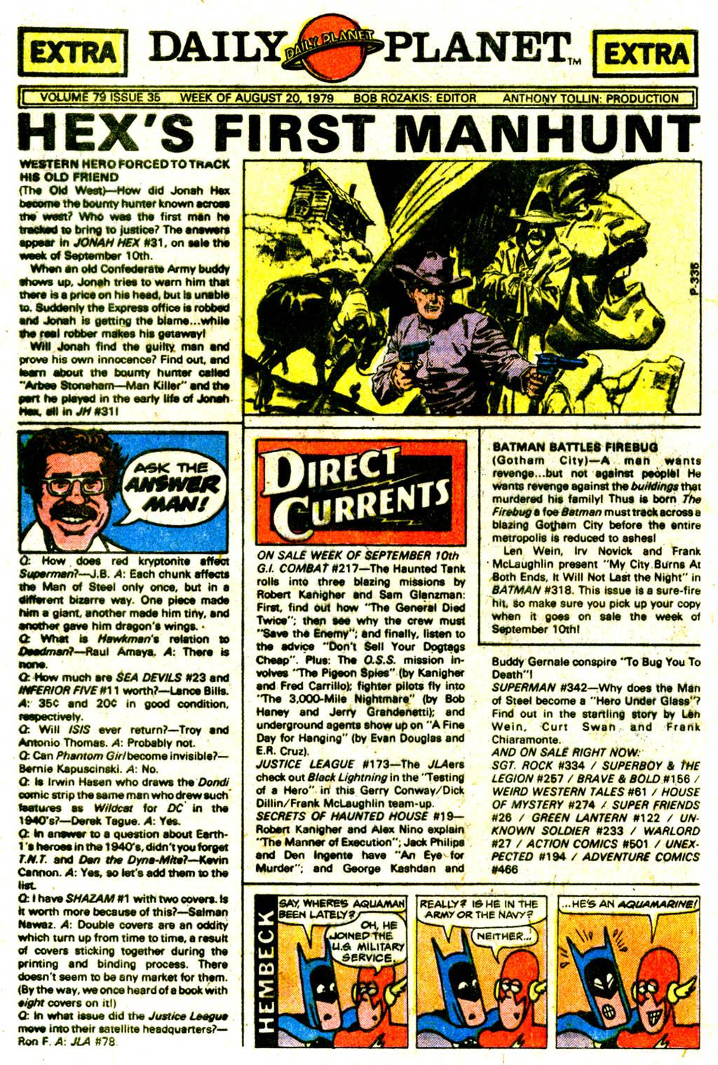 Read online Sgt. Rock comic -  Issue #334 - 27