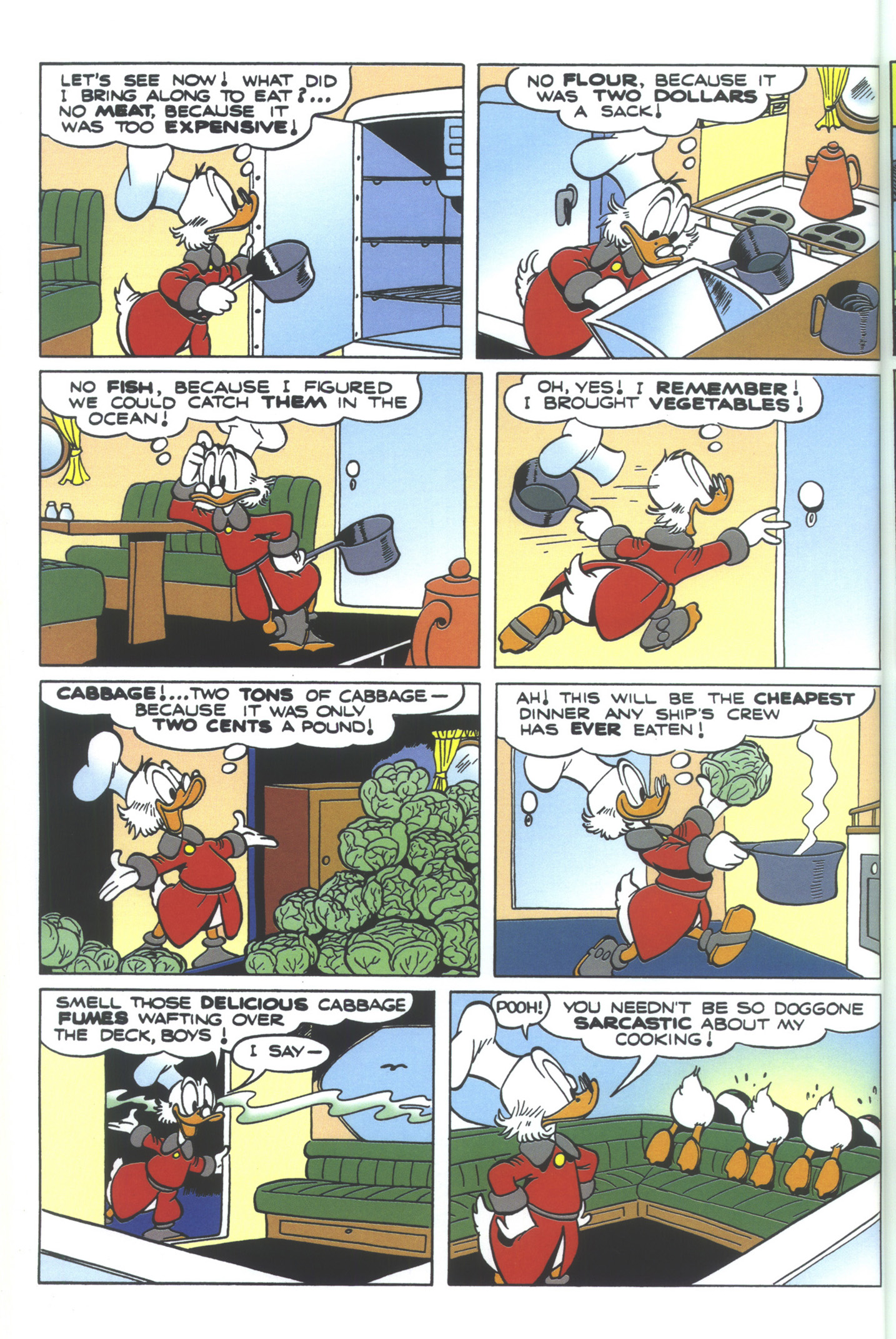 Read online Uncle Scrooge (1953) comic -  Issue #355 - 8