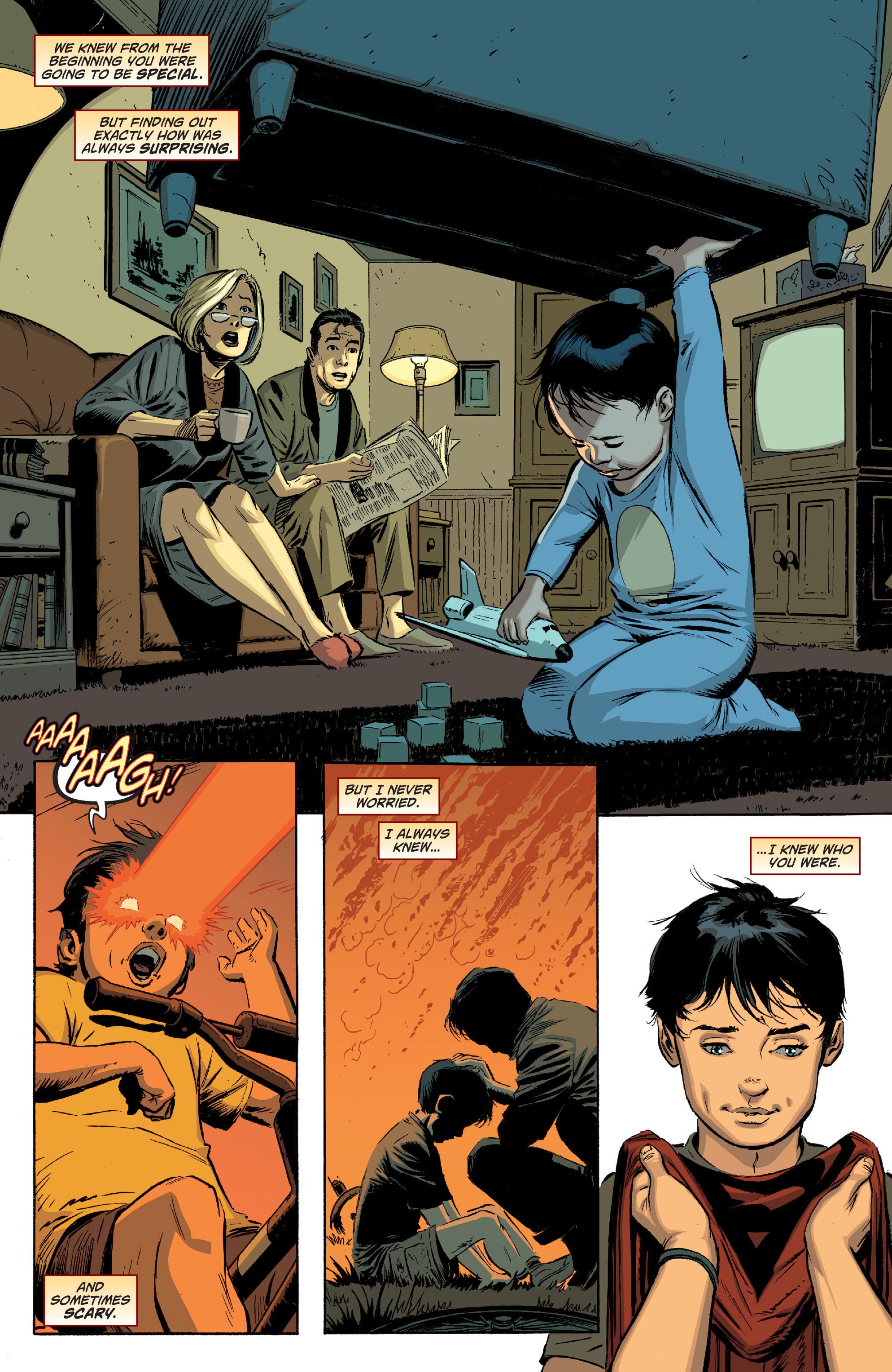 Read online Secret Origins (2014) comic -  Issue #1 - 9