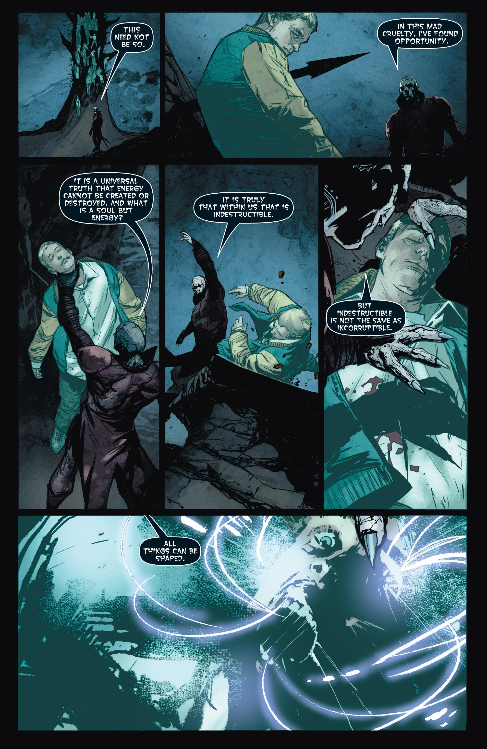 Read online Shadowman (2012) comic -  Issue #8 - 6